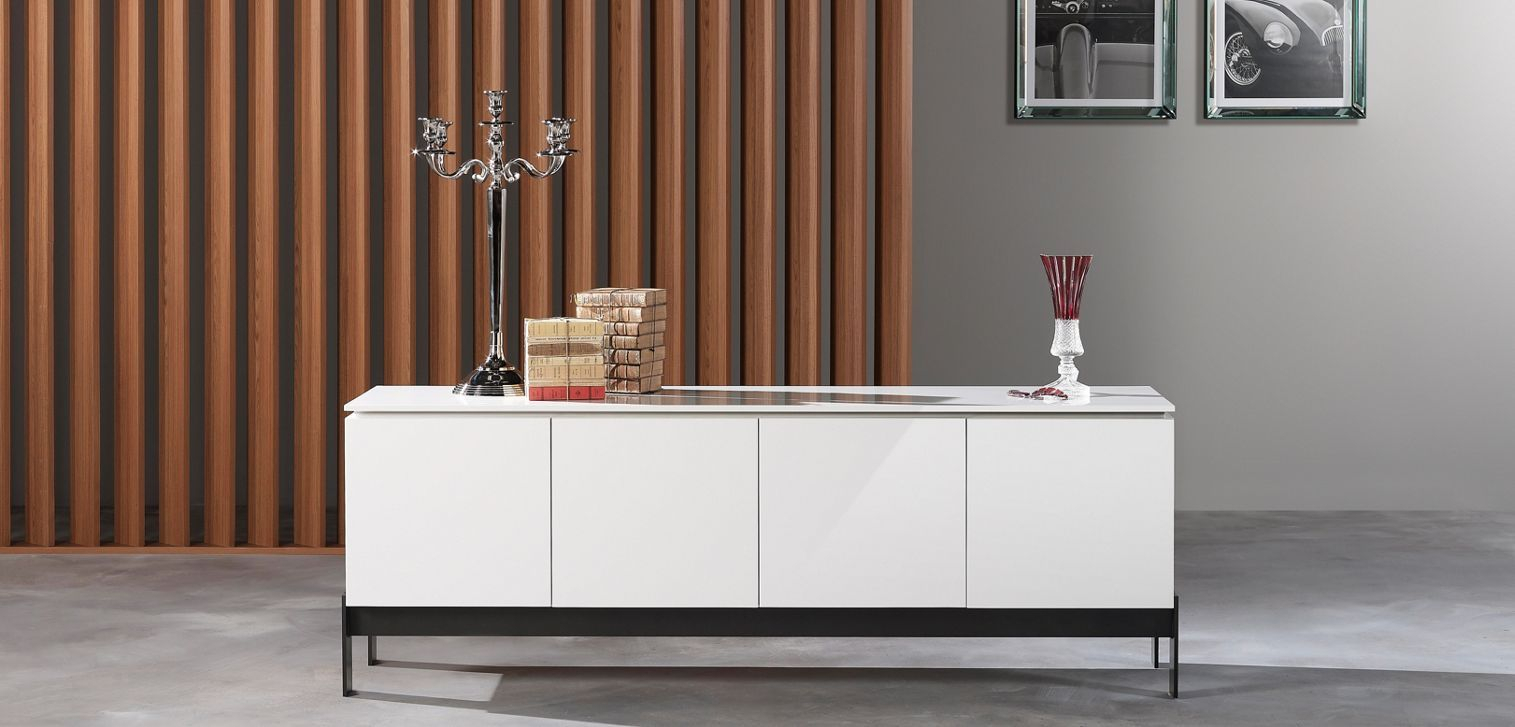 Coda Sideboard | Ff&e: Sideboards In 2019 | Sideboard pertaining to Jacklyn 3 Door Sideboards (Image 6 of 30)