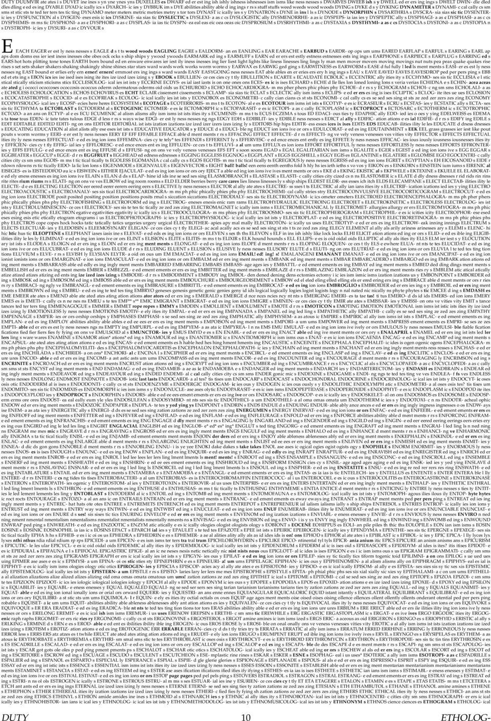 Confuzzle: A Wordlist. Compiledrob Speer - Pdf inside Juicy Guava Credenzas (Image 8 of 30)