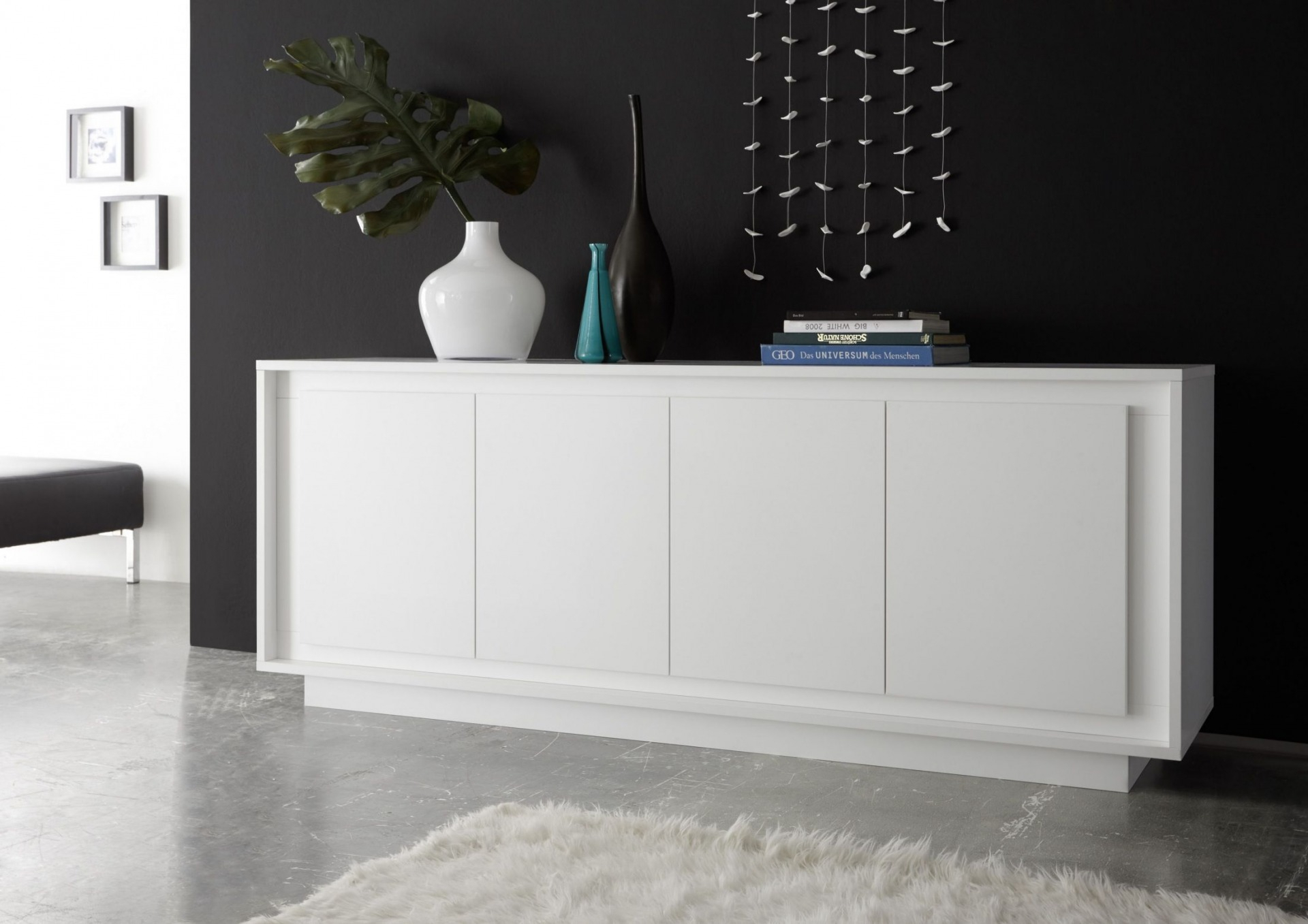 Contemporary Sideboard Buffet With Classic Design In Contemporary Buffets (View 11 of 30)