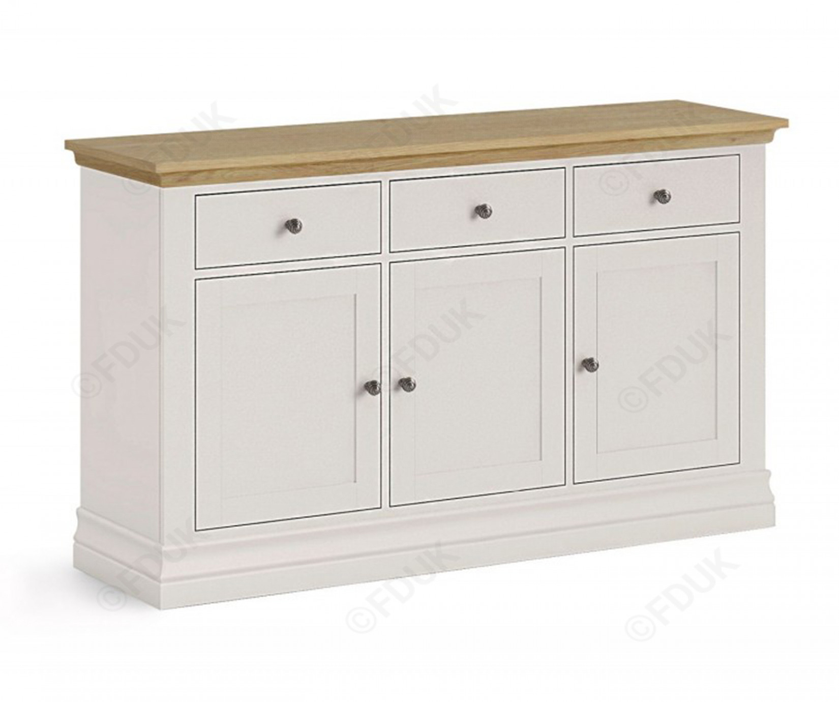 Corndell Annecy Large Sideboard Fduk Best Price Guarantee We Will Beat Our  Competitors Price! Give Our Sales Team A Call On 0116 235 77 86 And We Will for Annecy Sideboards (Image 15 of 30)