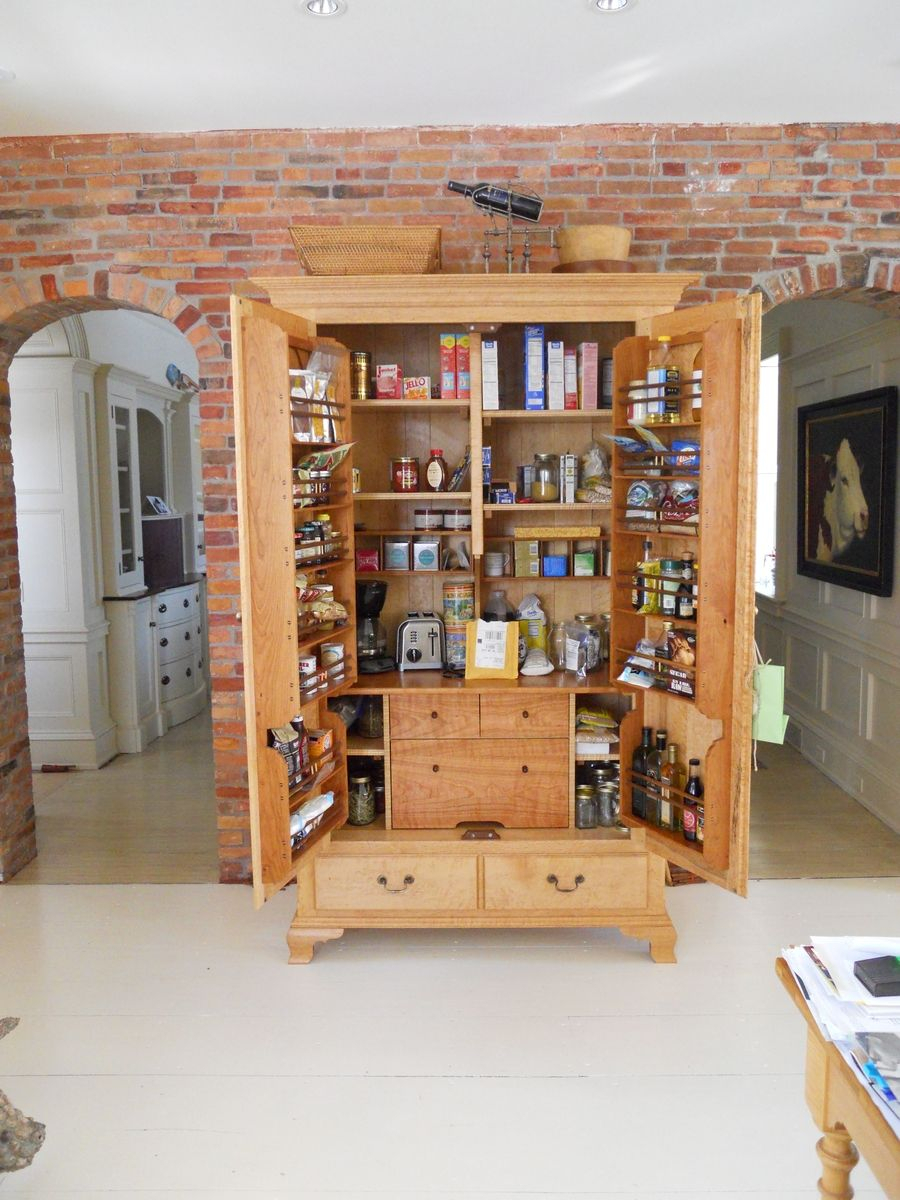 Custom Pantries | Custommade For Southwestern Credenzas (View 3 of 12)