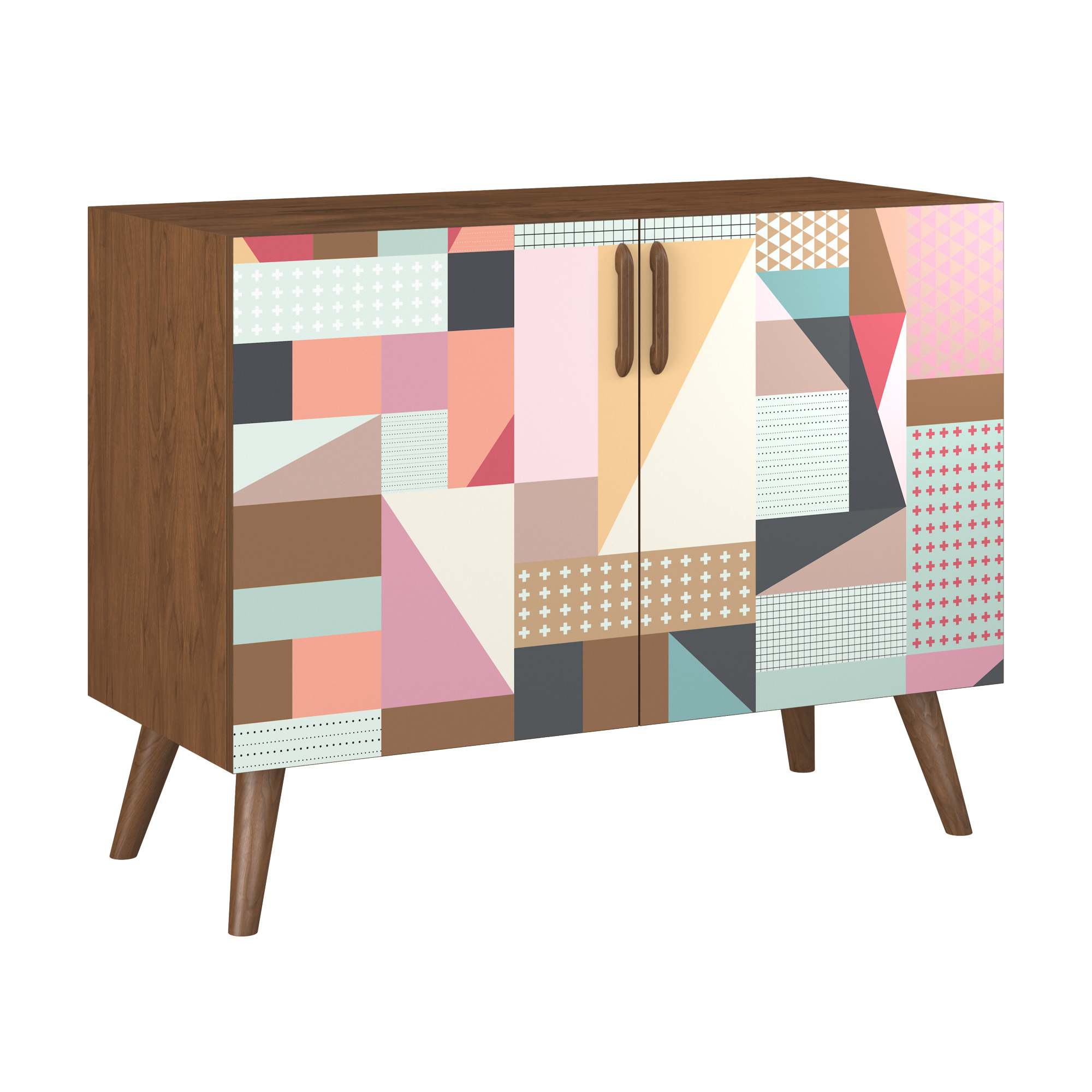 Customize Credenzas   Snugsquare For Southwest Pink Credenzas (View 9 of 30)