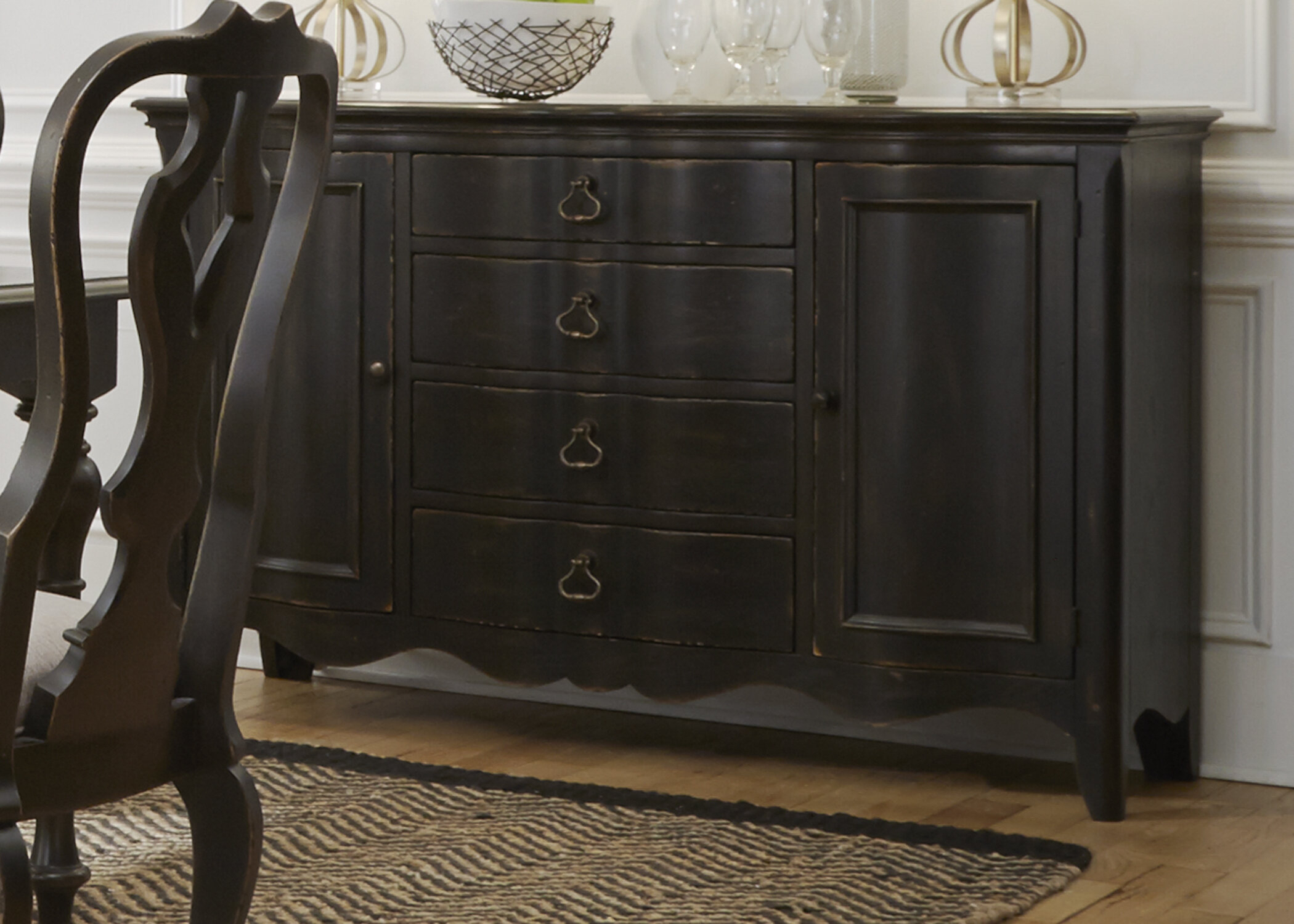 Darya Sideboard Pertaining To Raquette Sideboards (Gallery 25 of 30)