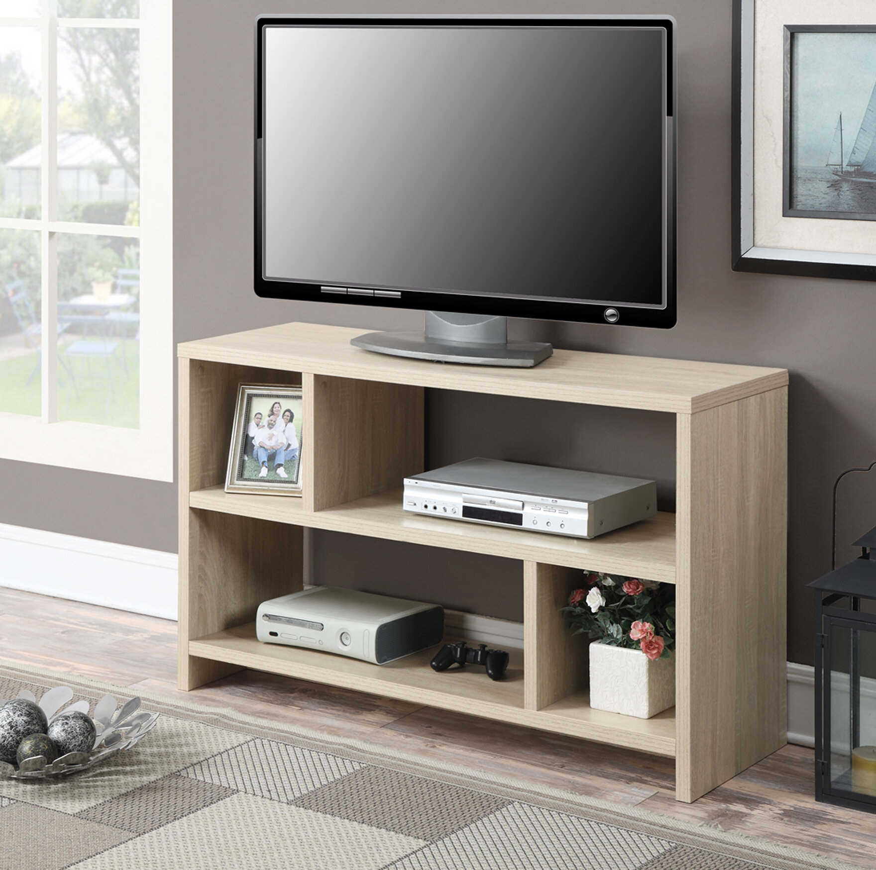 """D'aulizio Tv Stand For Tvs Up To 43"""" With Regard To Ericka Tv Stands For Tvs Up To 42"""" (Gallery 2 of 30)"""