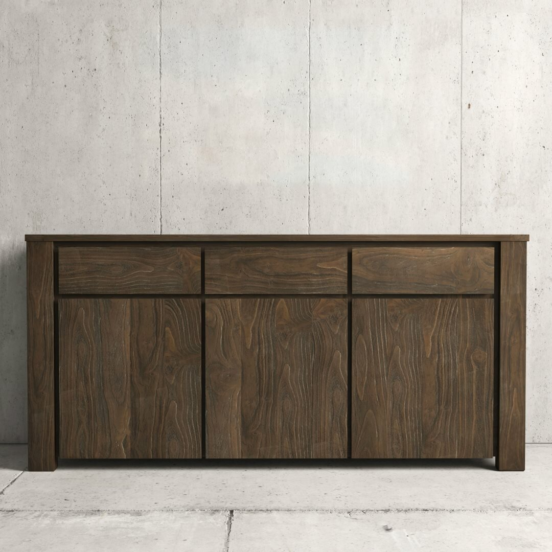 Dawsonville Dining Sideboard Throughout Sideboards By Foundry Select (View 11 of 30)