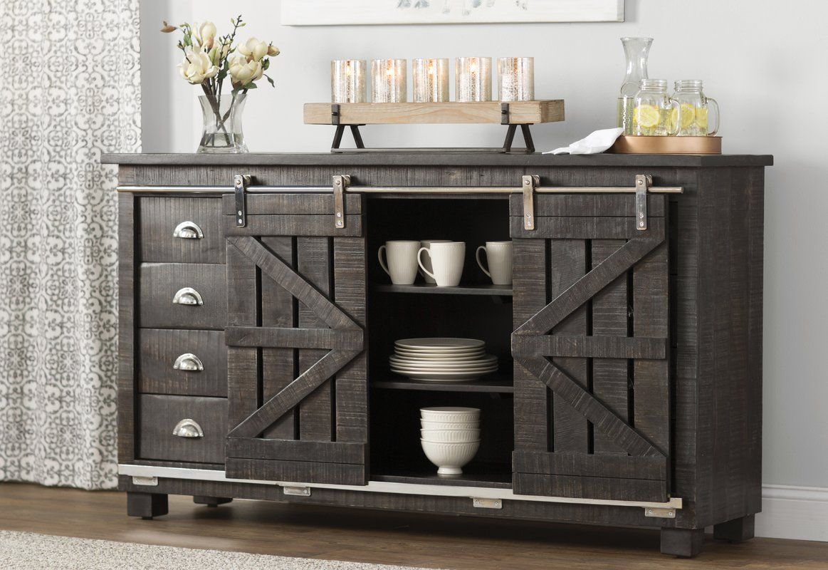 Deana Credenza | Buffet Sideboard | Furniture, Credenza Within Deana Credenzas (Photo 3 of 30)
