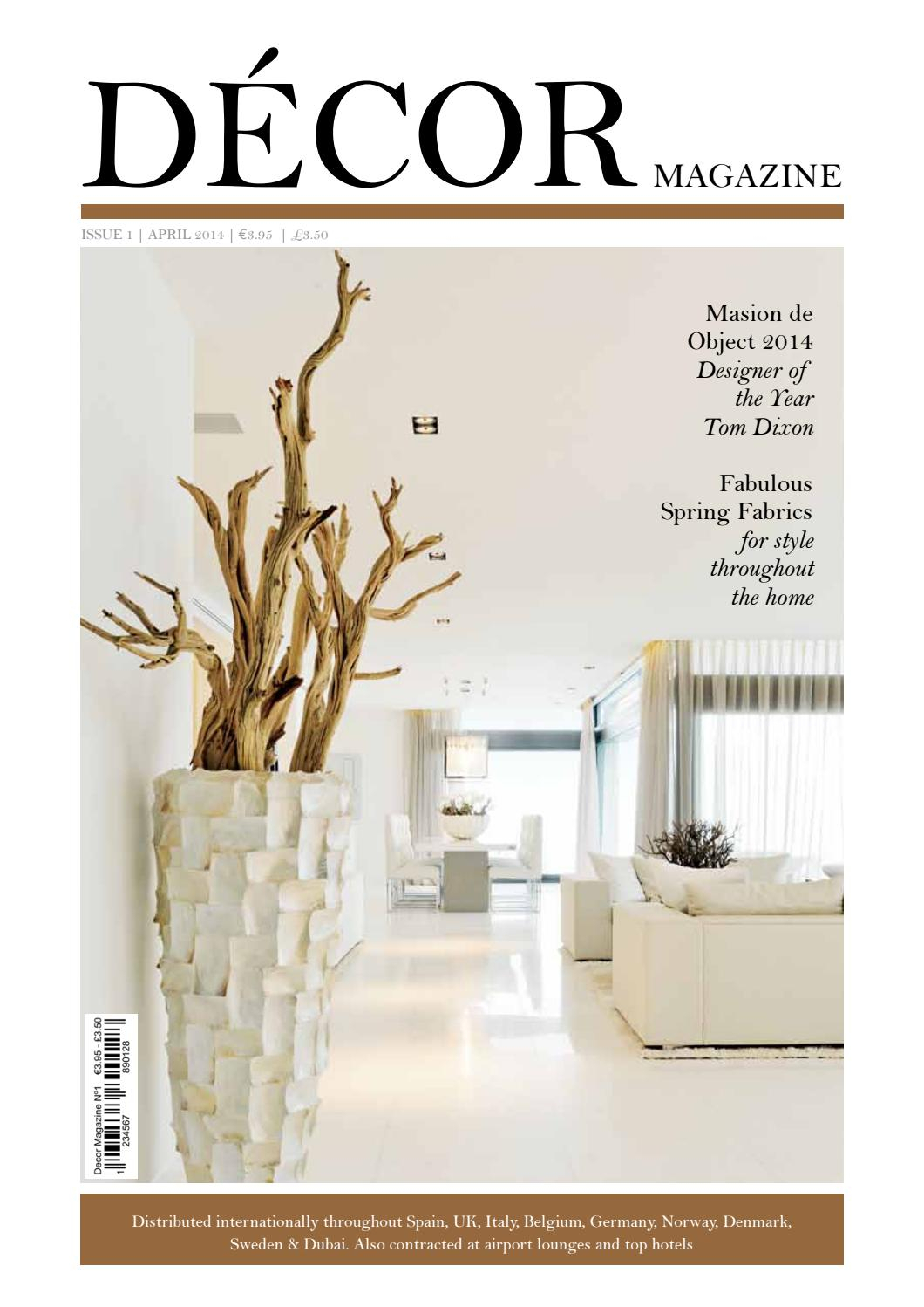 Decor Magazinebillions Luxury Portal – Issuu Regarding Arminta Wood Sideboards (Gallery 20 of 30)