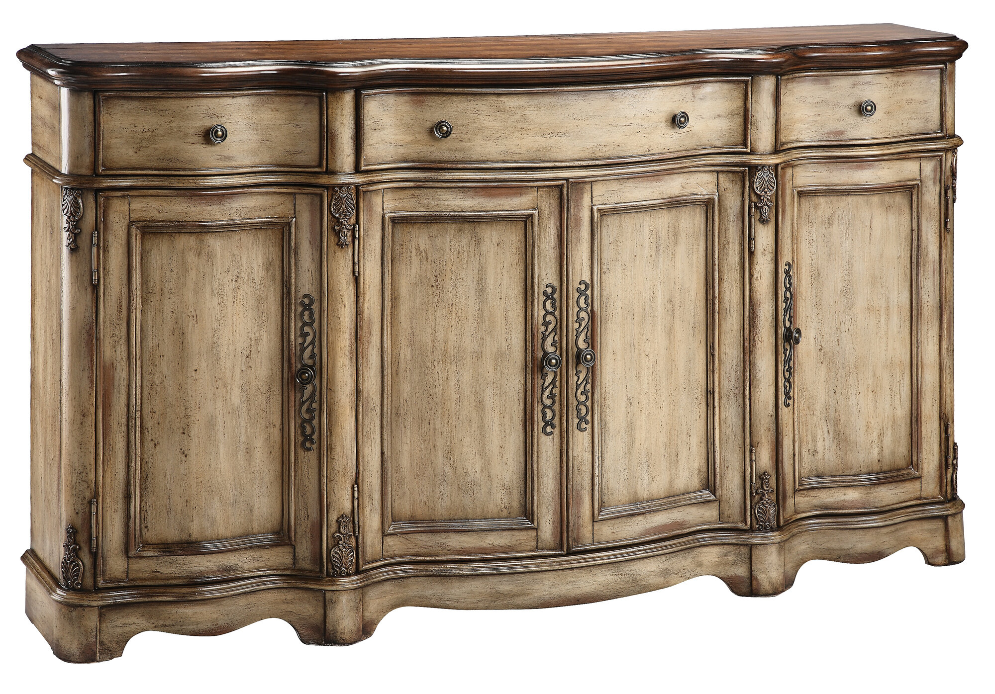 Details About Astoria Grand Hayslett Sideboard Inside Chalus Sideboards (Gallery 18 of 30)