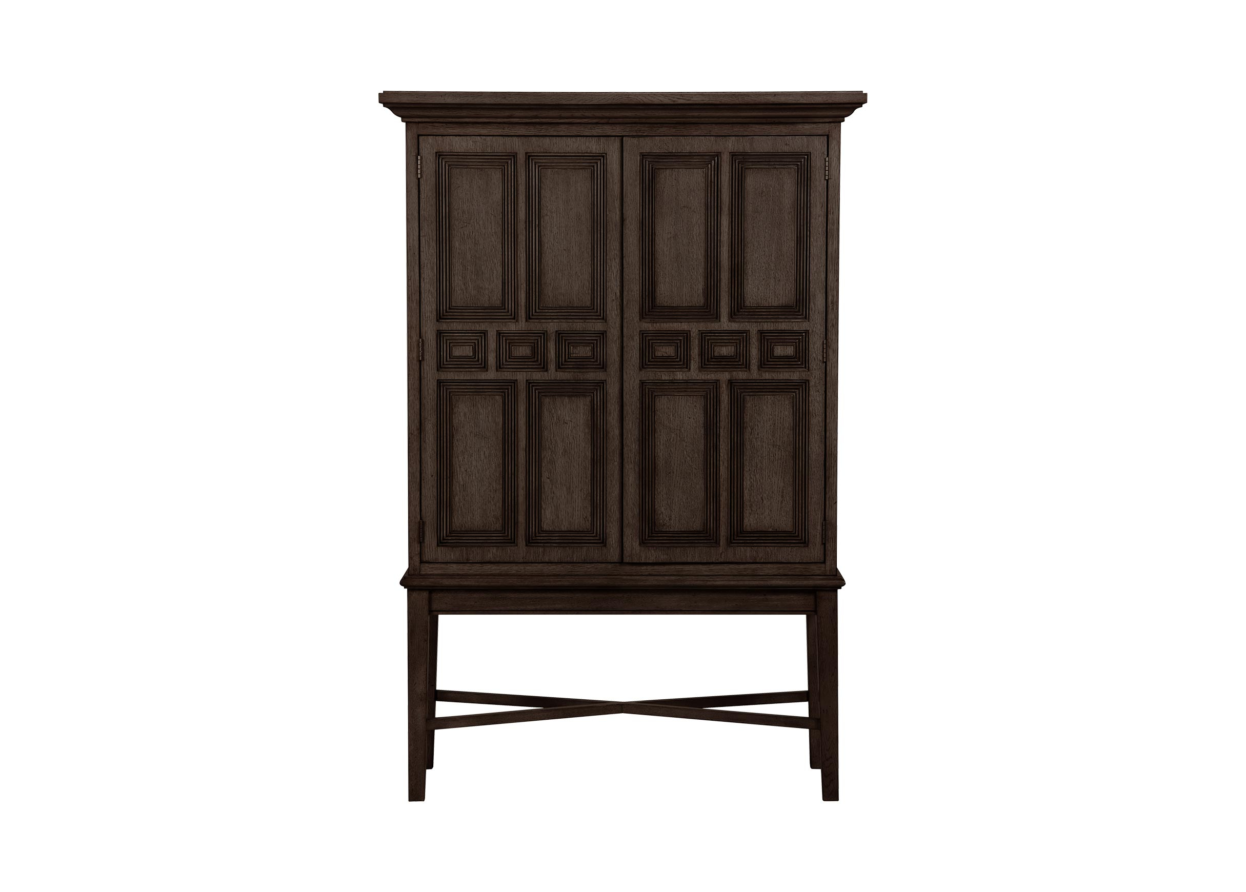 Dining Room Storage Cabinets | Display Cabinets | Ethan Allen Inside Wooden Buffets With Two Side Door Storage Cabinets And Stemware Rack (Photo 28 of 30)
