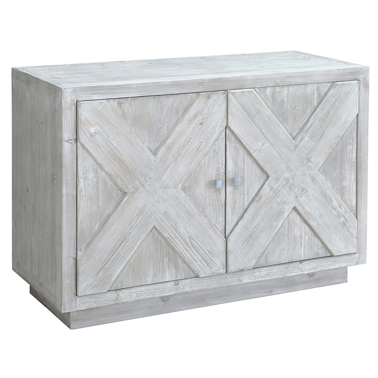 Dovetail Grayson 2 Door Sideboard In 2019 | Palisades Beach With Palisade Sideboards (Gallery 13 of 30)