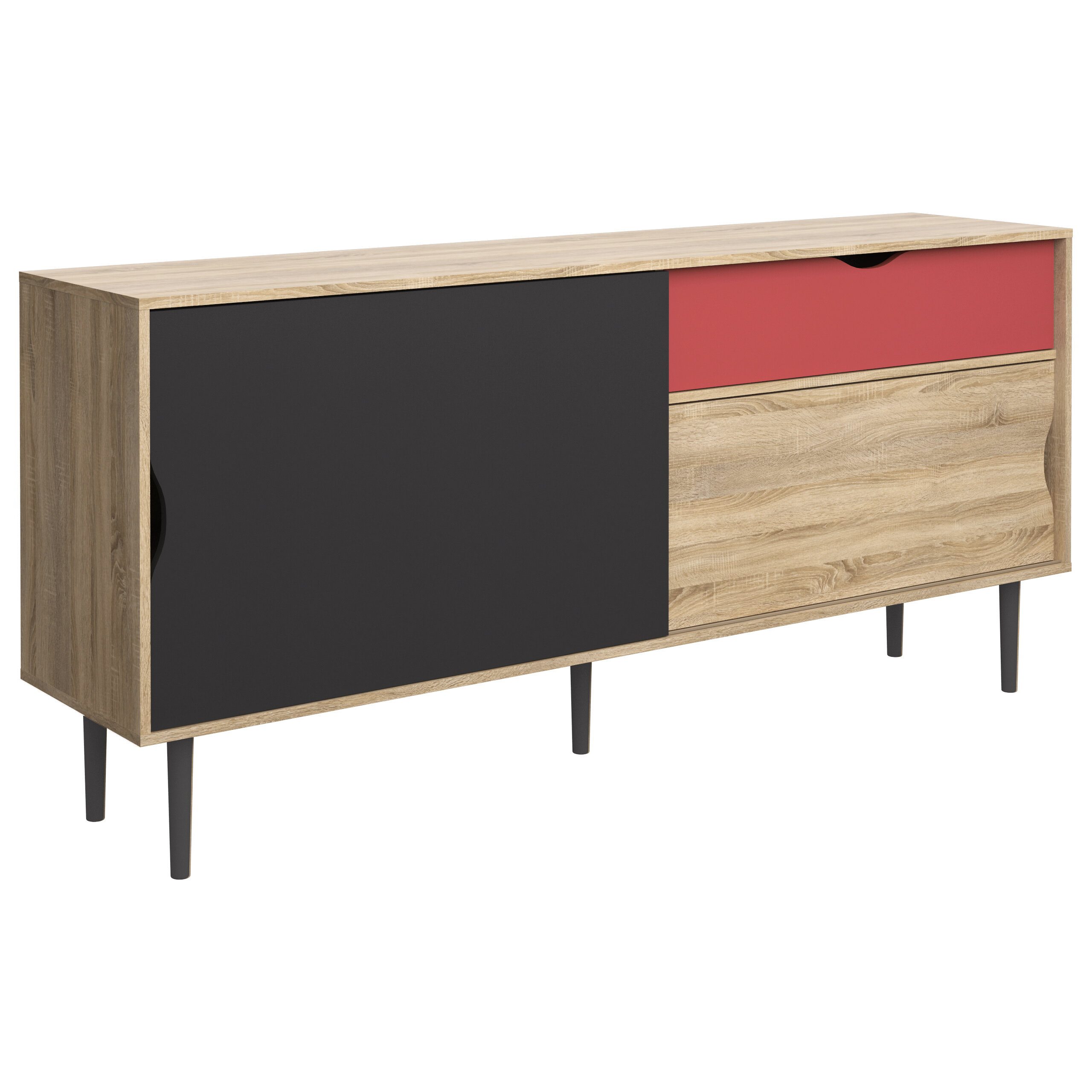 Dovray Sideboard With Regard To Dovray Sideboards (Gallery 2 of 30)