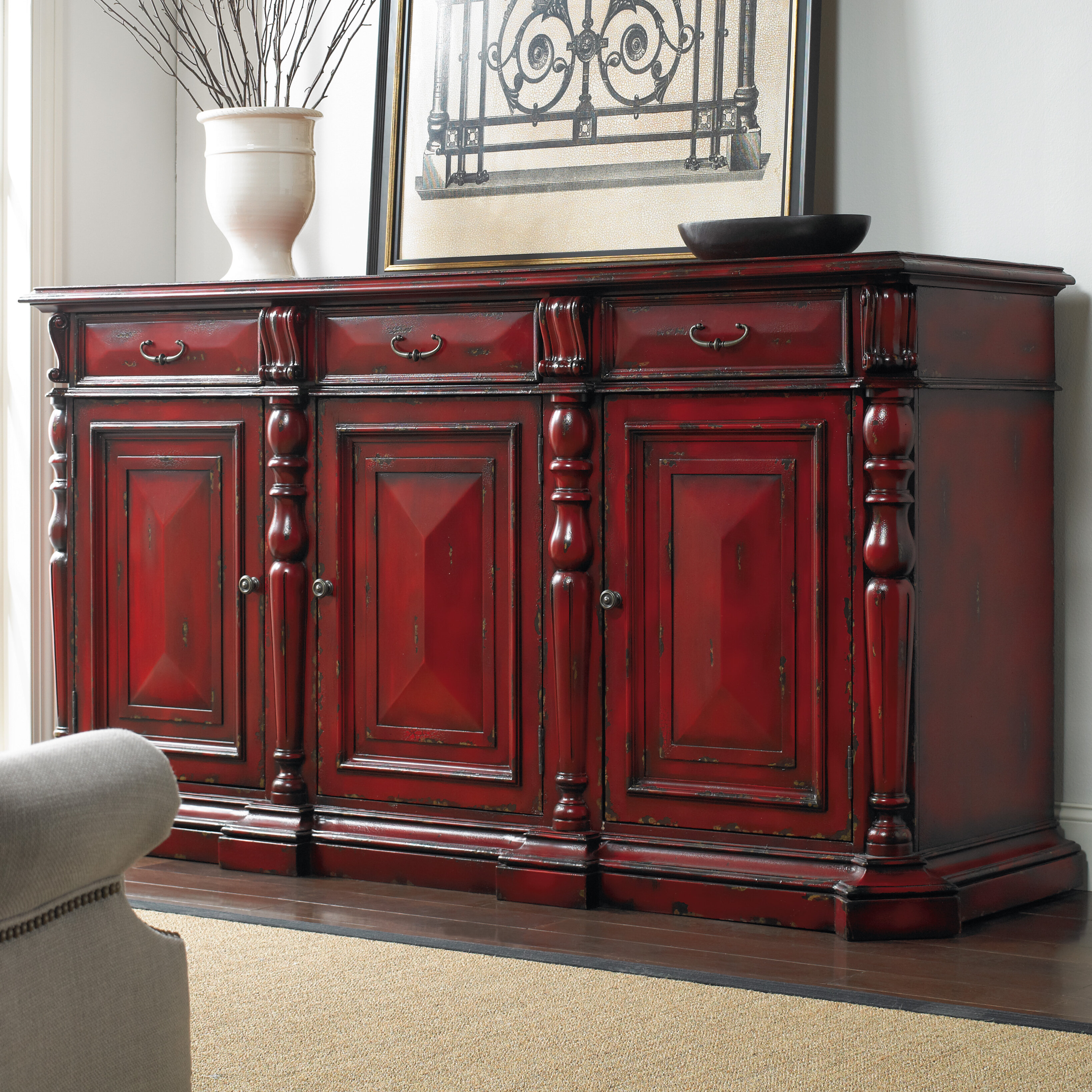 Dulin Sideboard Throughout Hewlett Sideboards (Photo 23 of 30)