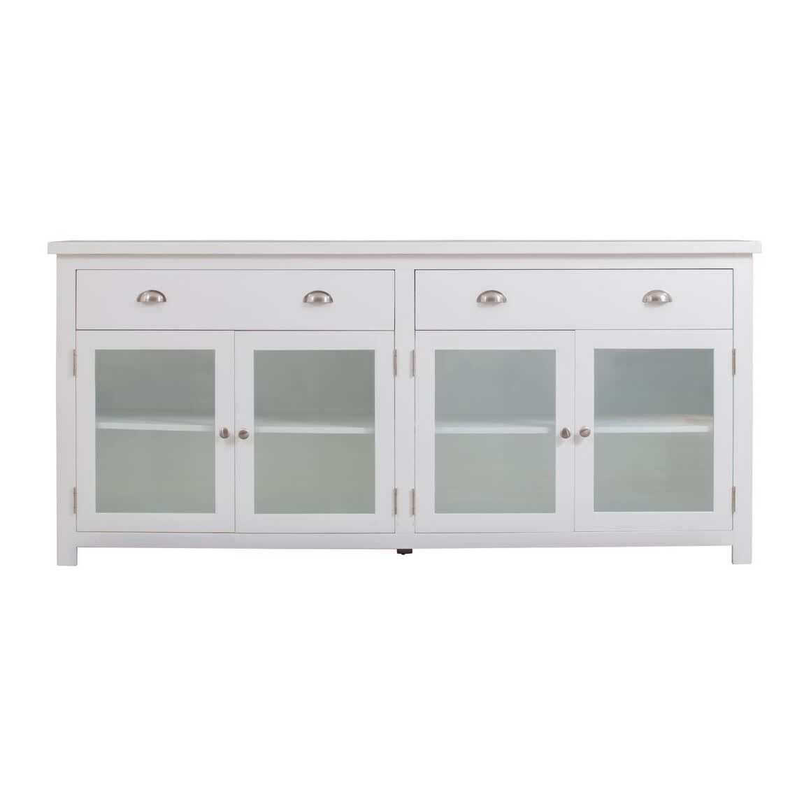 East Port Buffet, Crisp White | Products In 2019 | Freedom Pertaining To Amityville Sideboards (Image 24 of 30)