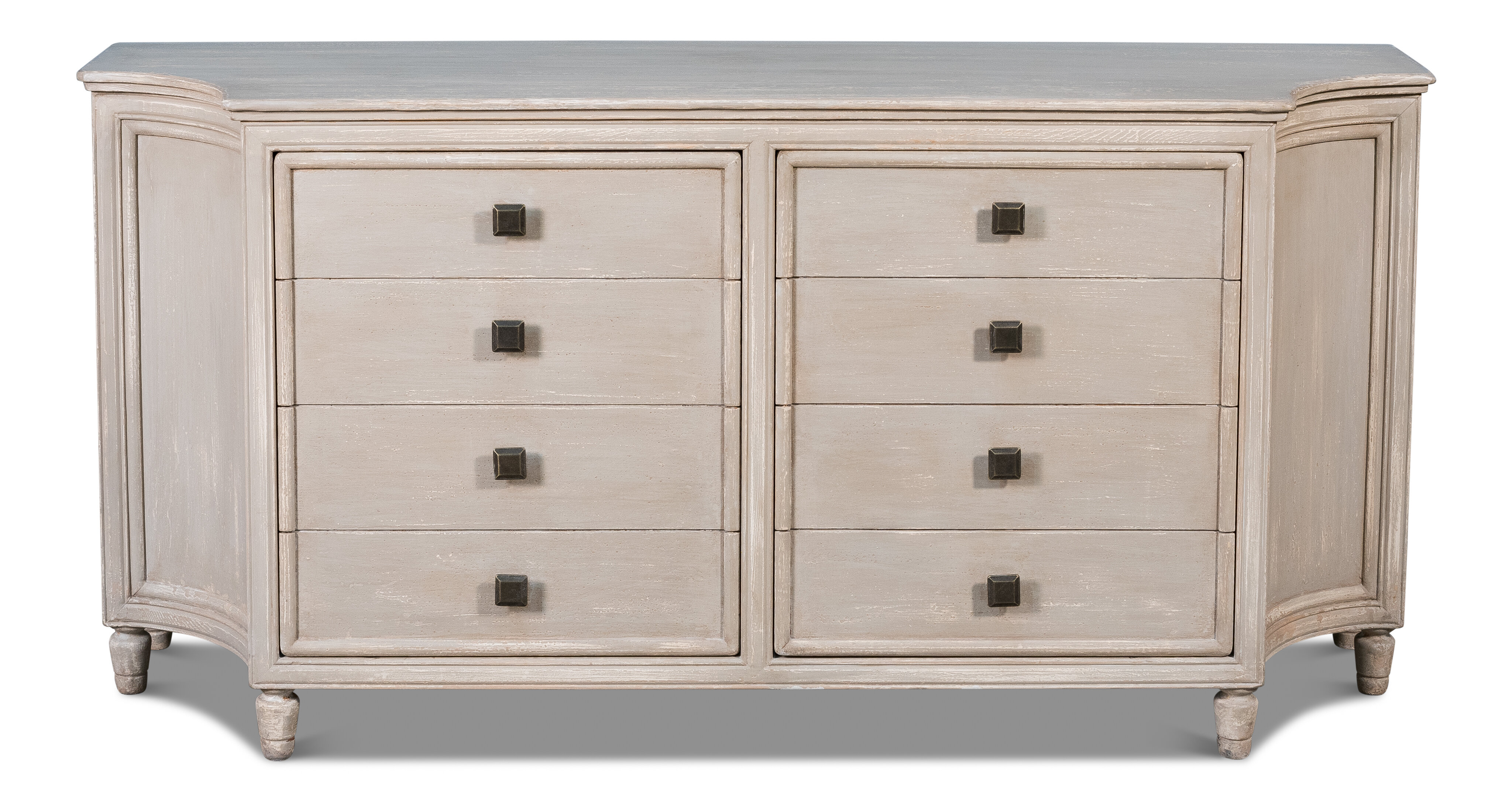 Eilish Faux Drawer Front Sideboard With Cazenovia Charnley Sideboards (View 8 of 30)