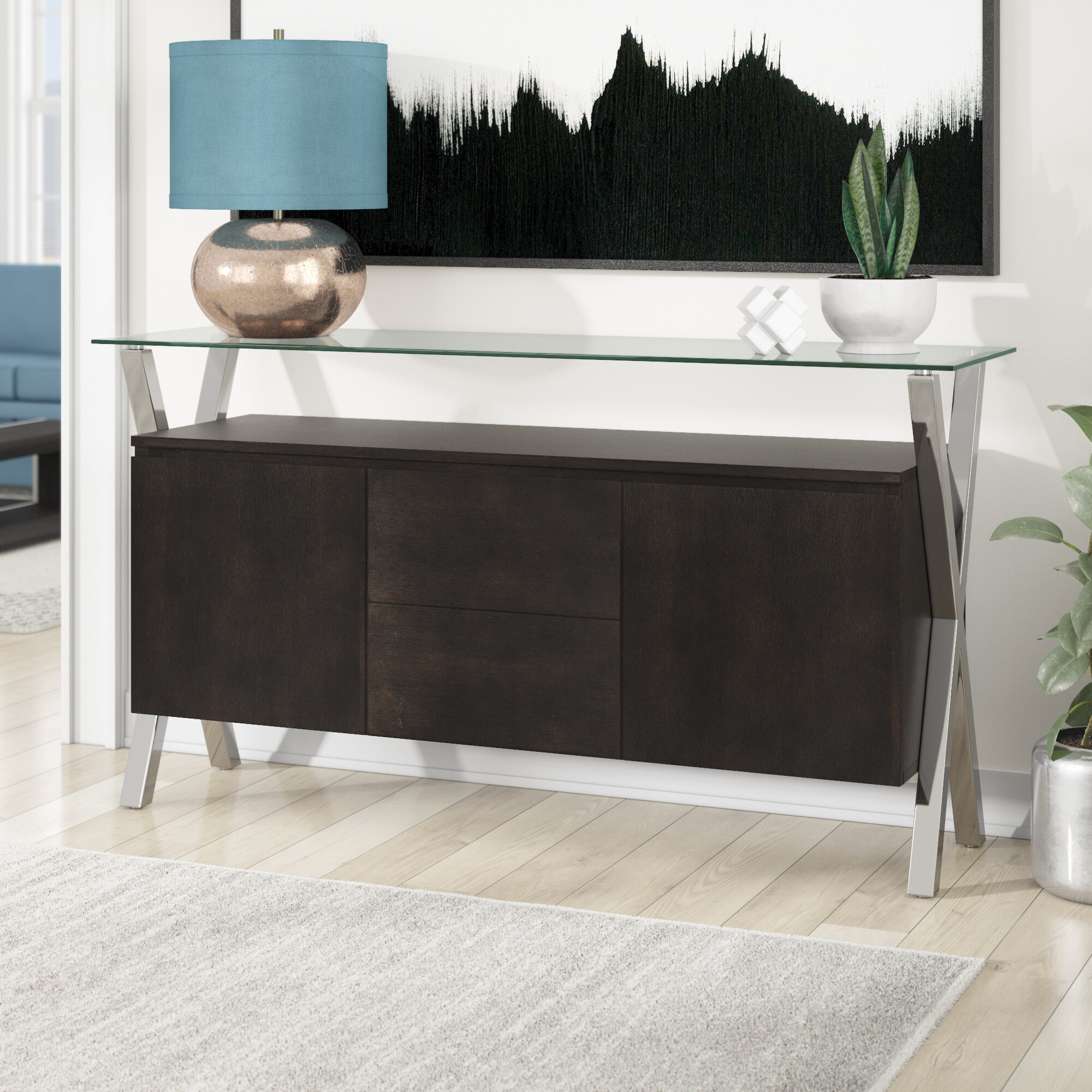 Emiliano Sideboard With Emiliano Sideboards (View 2 of 30)
