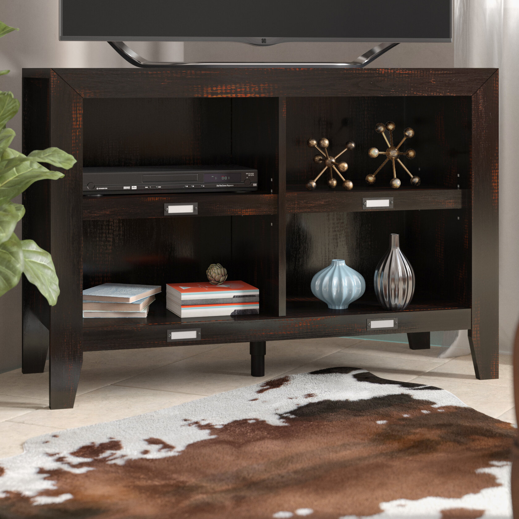 "Ericka Tv Stand For Tvs Up To 42"" With Regard To Ericka Tv Stands For Tvs Up To 42"" (Photo 1 of 30)"