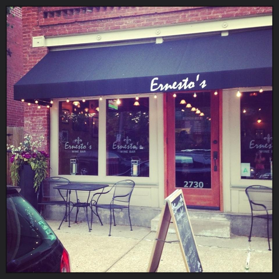 Ernesto's Wine Bar | St (View 16 of 30)