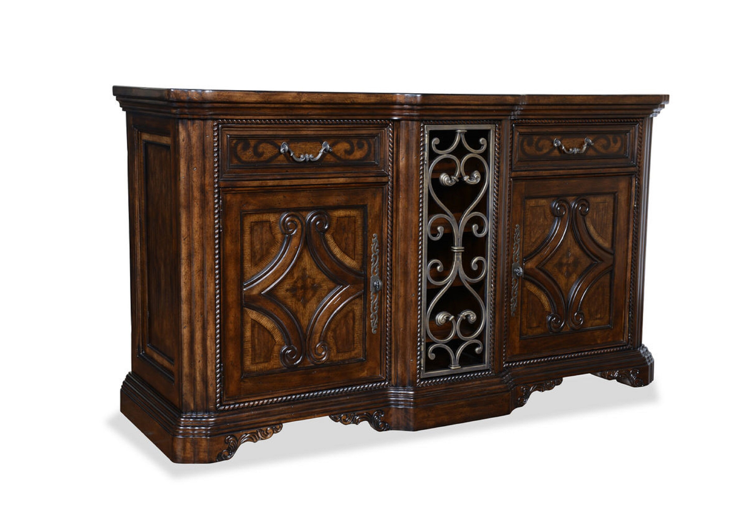 Evelyn Sideboard with regard to Kronburgh Sideboards (Image 10 of 30)
