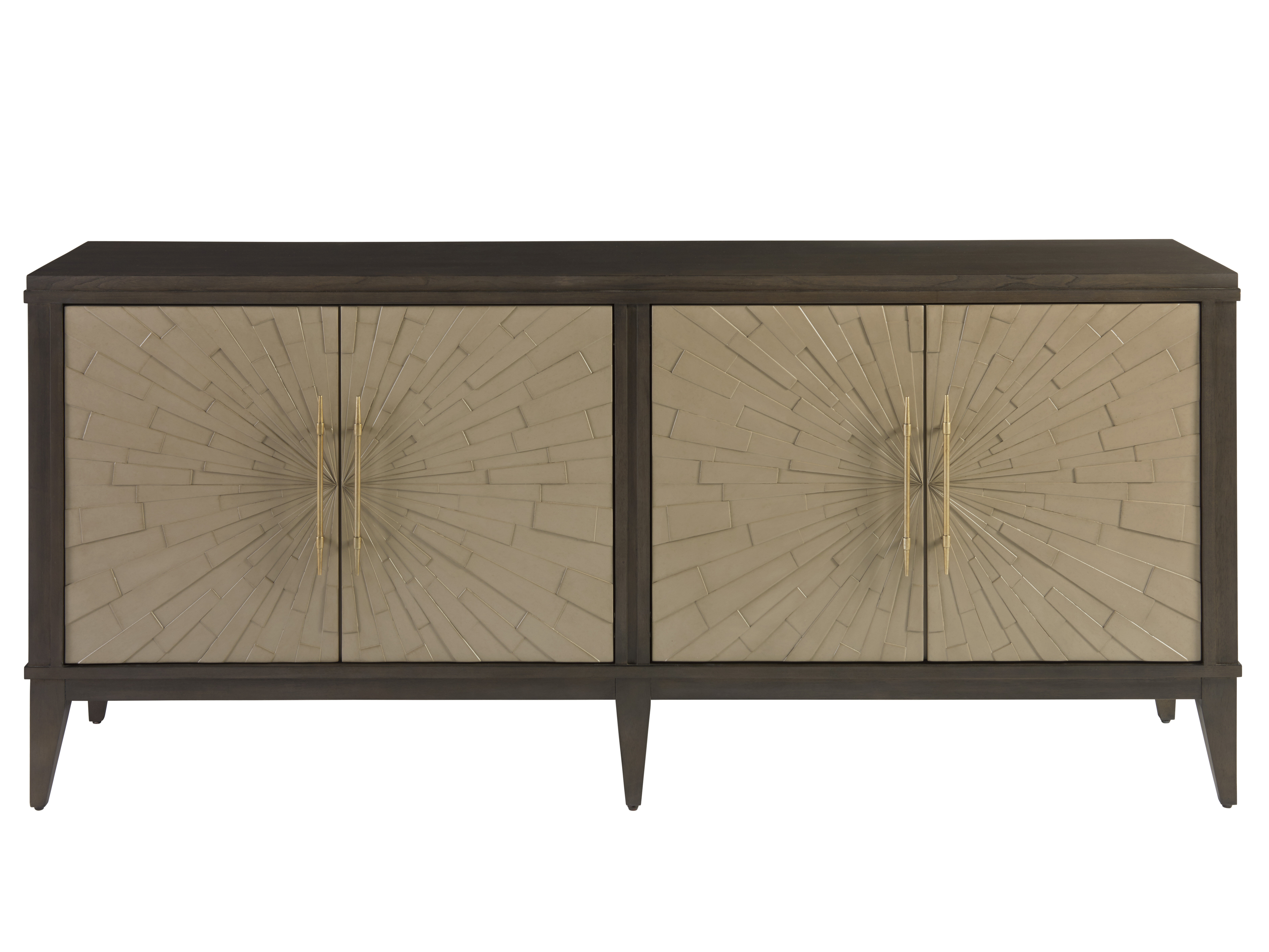 Everly Quinn Hohman Credenza In Candace Door Credenzas (View 13 of 30)