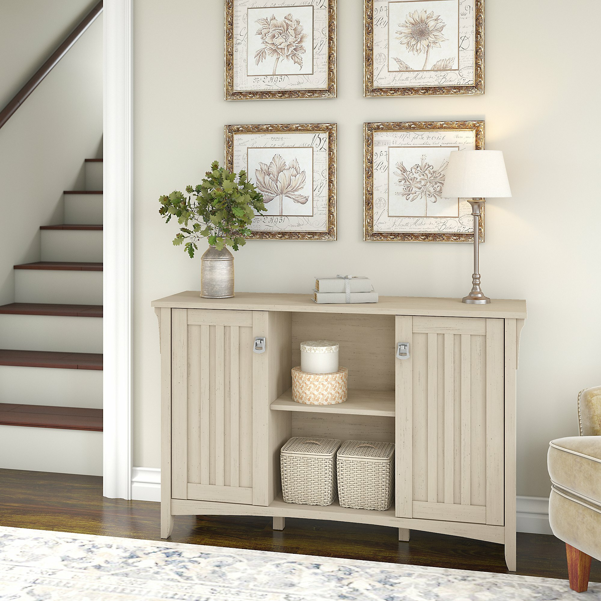 Farmhouse & Rustic Three Posts Sideboards & Buffets | Birch Lane Regarding Cazenovia Charnley Sideboards (View 11 of 30)