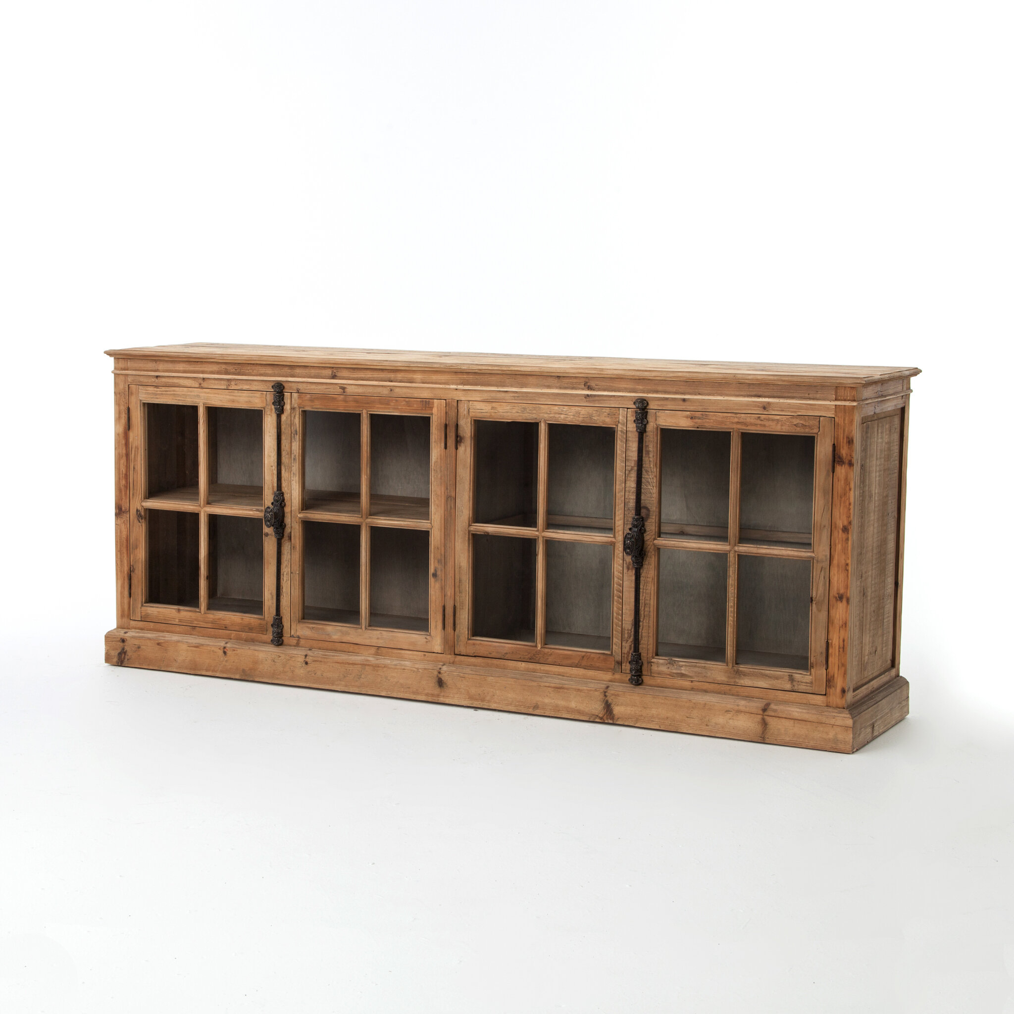 Farmhouse & Rustic Trent Austin Design Sideboards & Buffets Pertaining To Alegre Sideboards (Image 14 of 30)