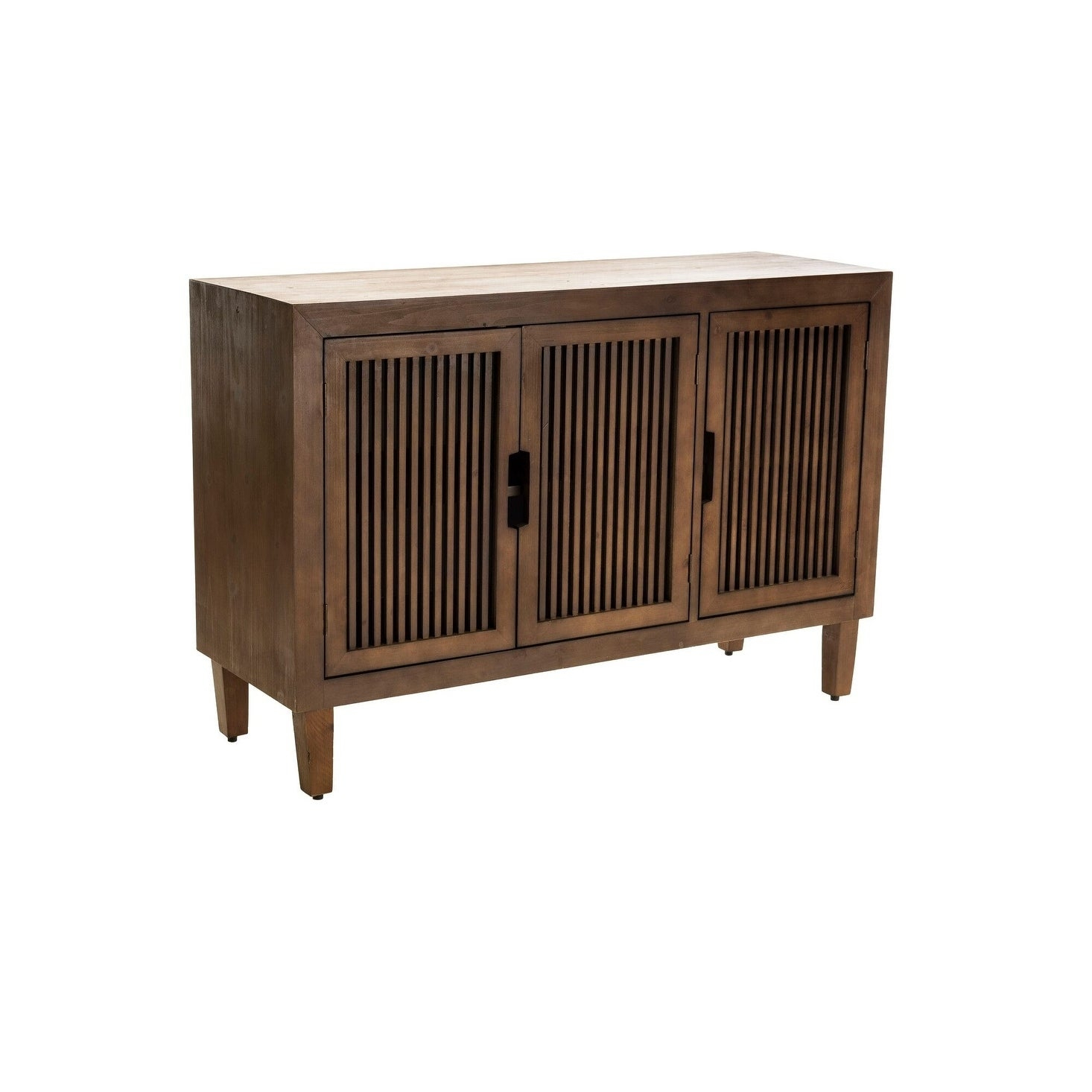 Finch Sawyer Cabinet, Brown Pertaining To Whitten Sideboards (View 17 of 30)