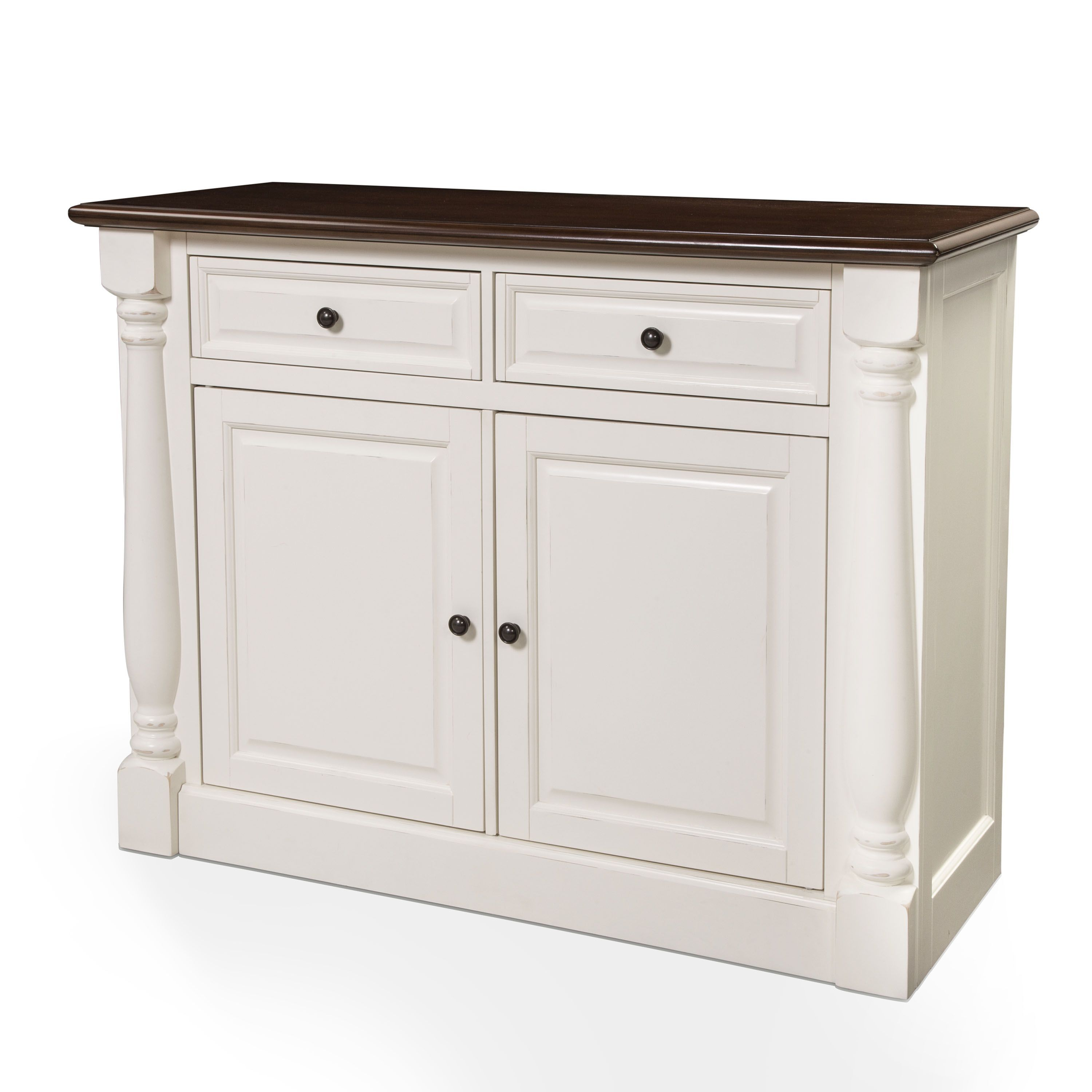 Fingerhut - Crosley Shelby Buffet | Farmhouse | Buffet throughout Amityville Wood Sideboards (Image 21 of 30)
