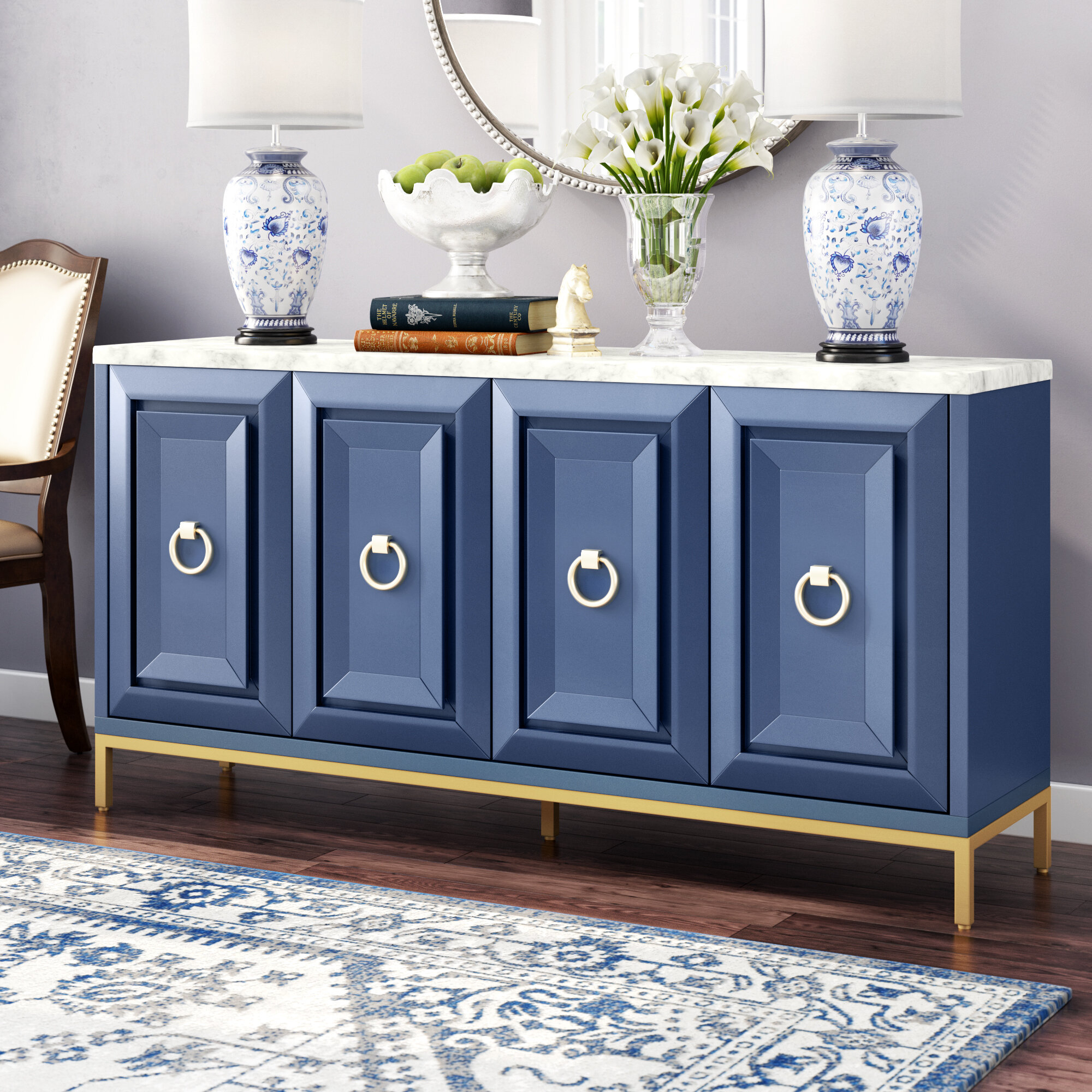 Fitz Sideboard Intended For Kendall Sideboards (View 23 of 30)