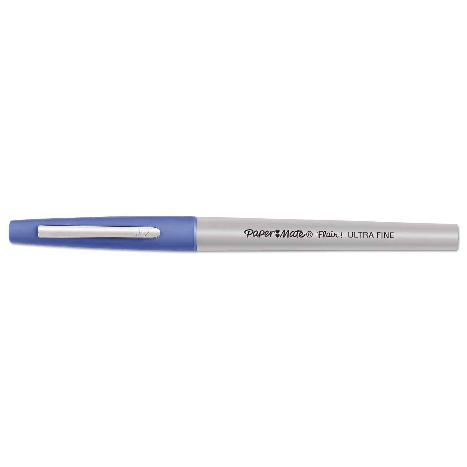 Flair Felt Tip Stick Marker Pen, 0.4Mm, Assorted Ink, Gray Barrel, 16/pack throughout Juicy Guava Credenzas (Image 14 of 30)