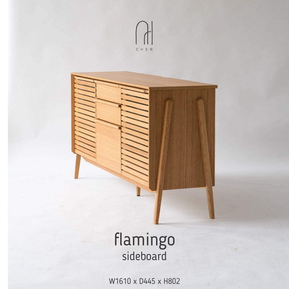 Flamingo Sideboard – Chaw Cher With Regard To Cher Sideboards (View 8 of 30)