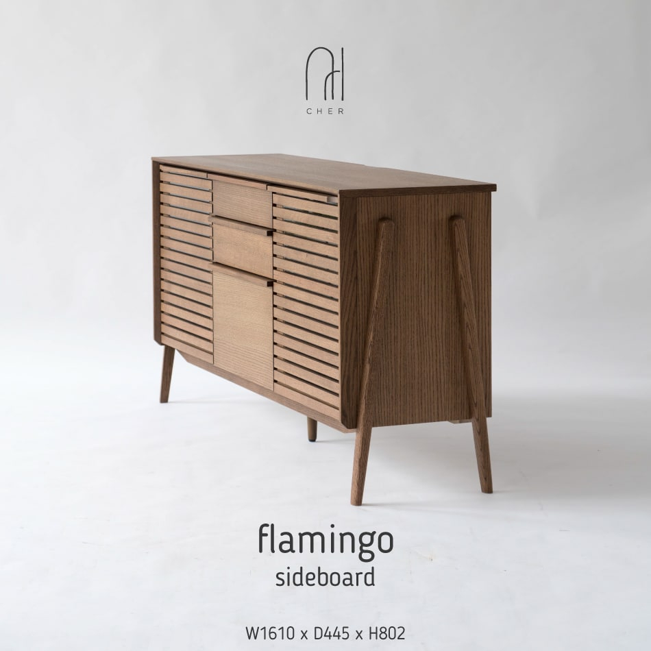 Flamingo Sideboard – Chaw Cher Within Cher Sideboards (View 9 of 30)