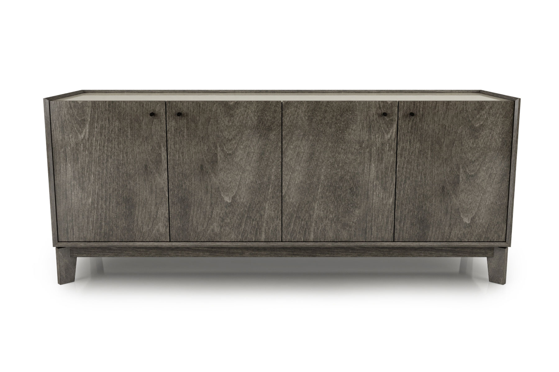 Fly Buffet | Modern Buffets | Dining Room Furniture | Sklar with regard to Modern Espresso Storage Buffets (Image 9 of 30)