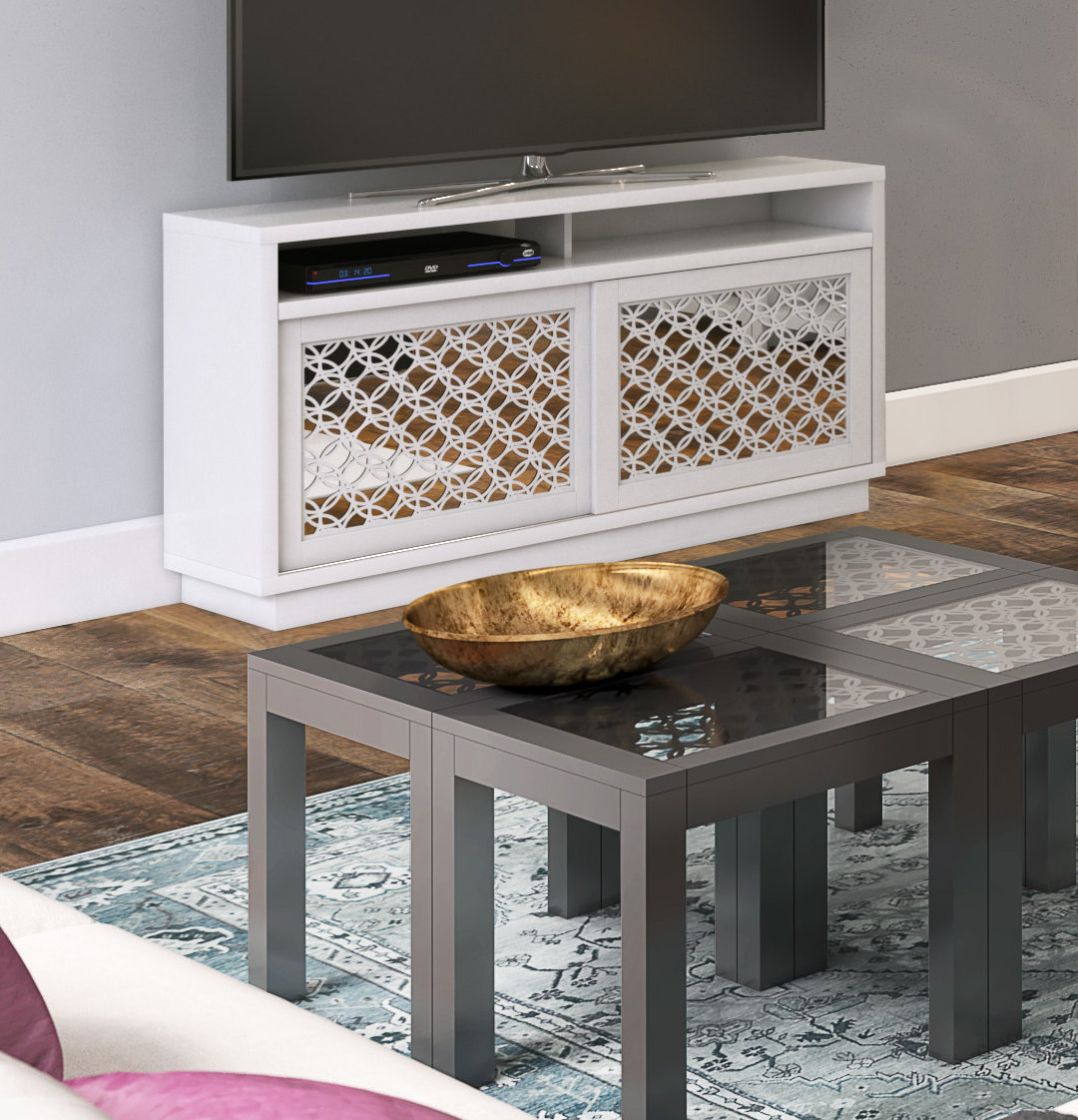 """Georg Tv Stand For Tvs Up To 60"""" Inside Parmelee Tv Stands For Tvs Up To 65"""" (View 15 of 30)"""