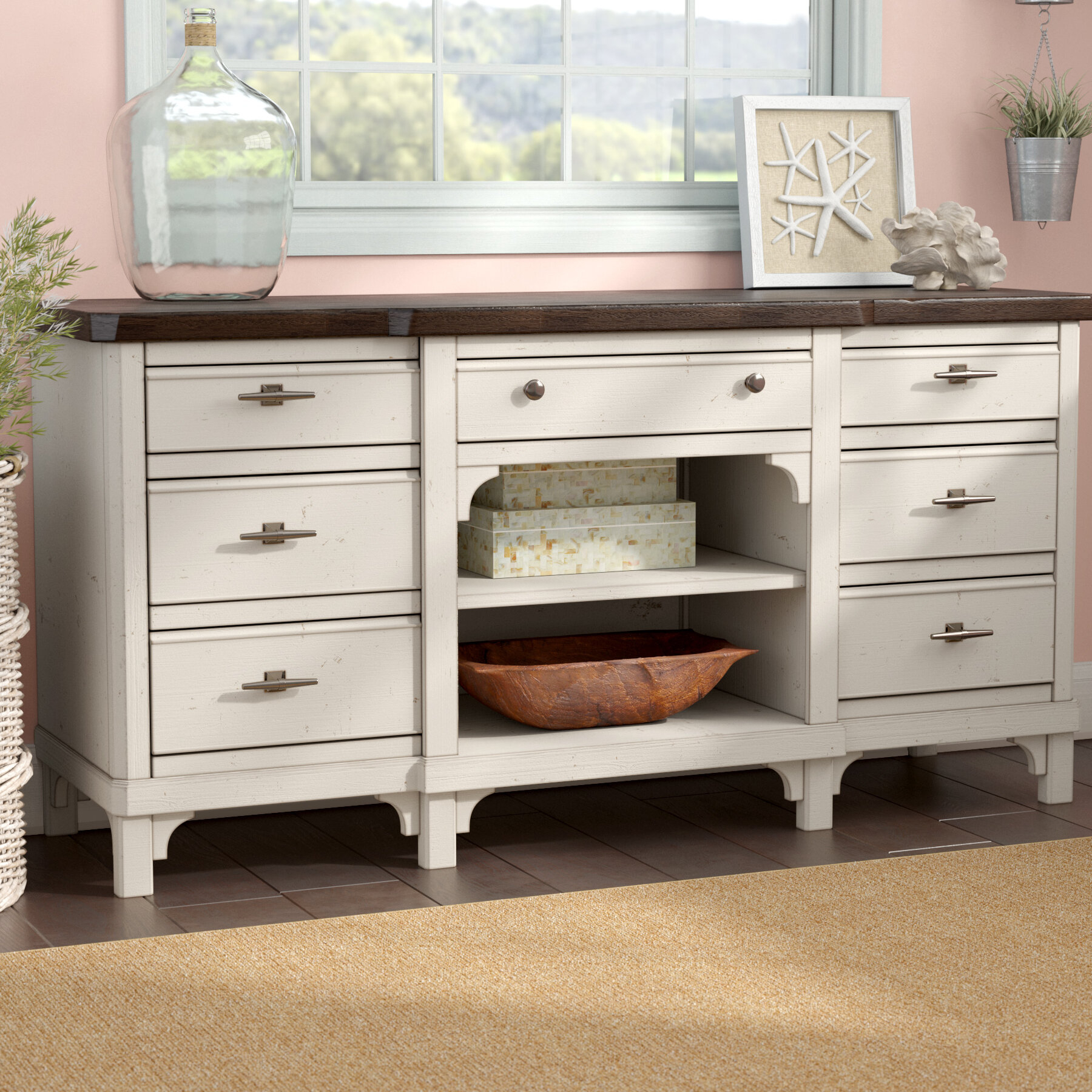 Georgetown Sideboard With Ruskin Sideboards (View 21 of 30)