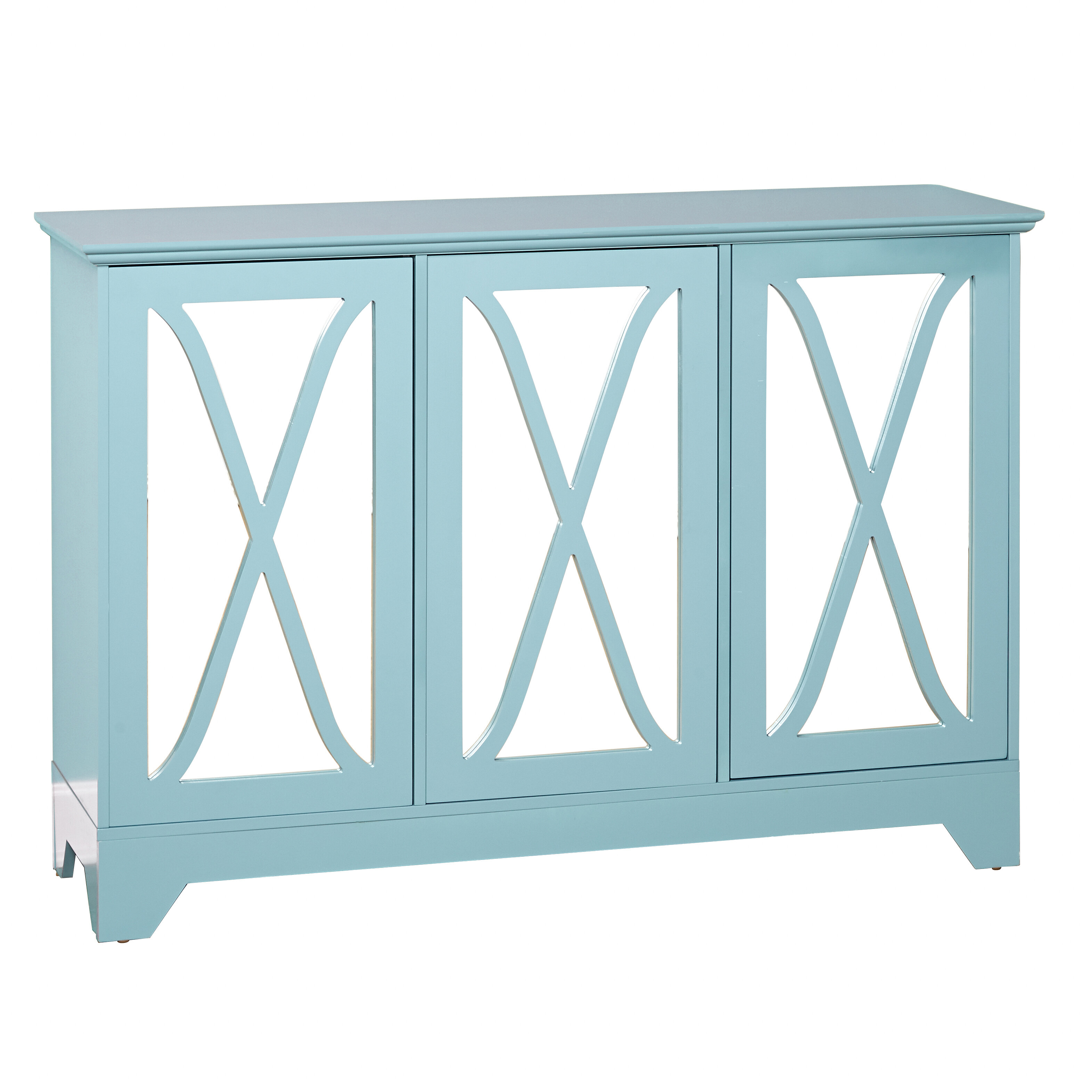 Glass Doors Sideboards & Buffets | Joss & Main For Candace Door Credenzas (View 15 of 30)