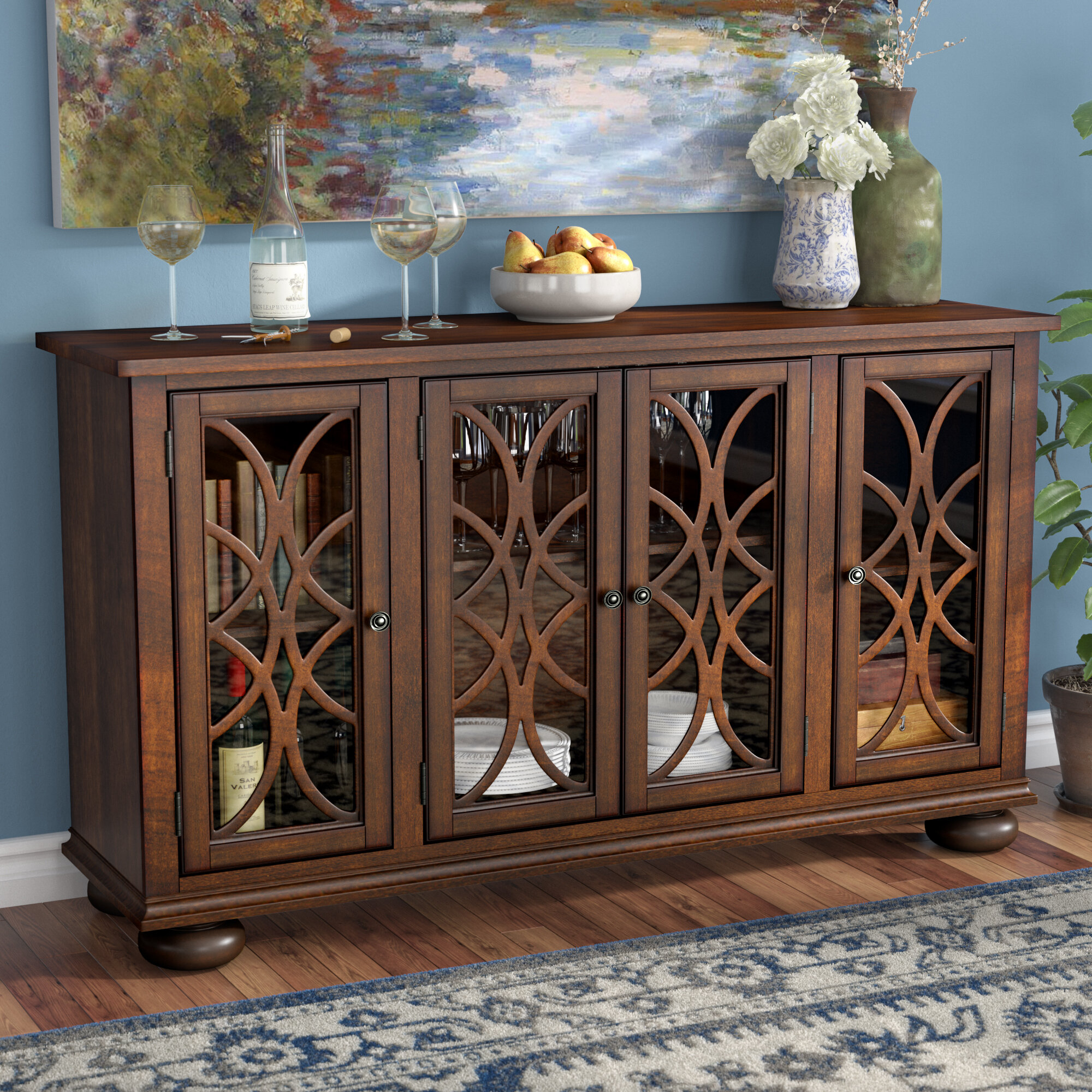Harkness Sideboard Intended For Saint Gratien Sideboards (View 12 of 30)