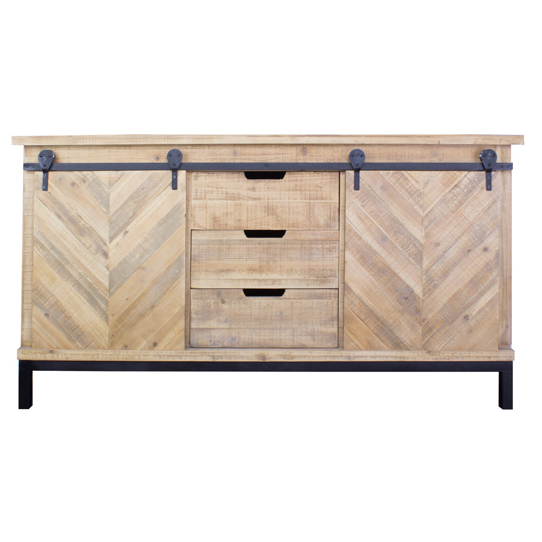 Heather Ann Creations Knightsbridge Collection Buffet with Avenal Sideboards (Image 21 of 30)