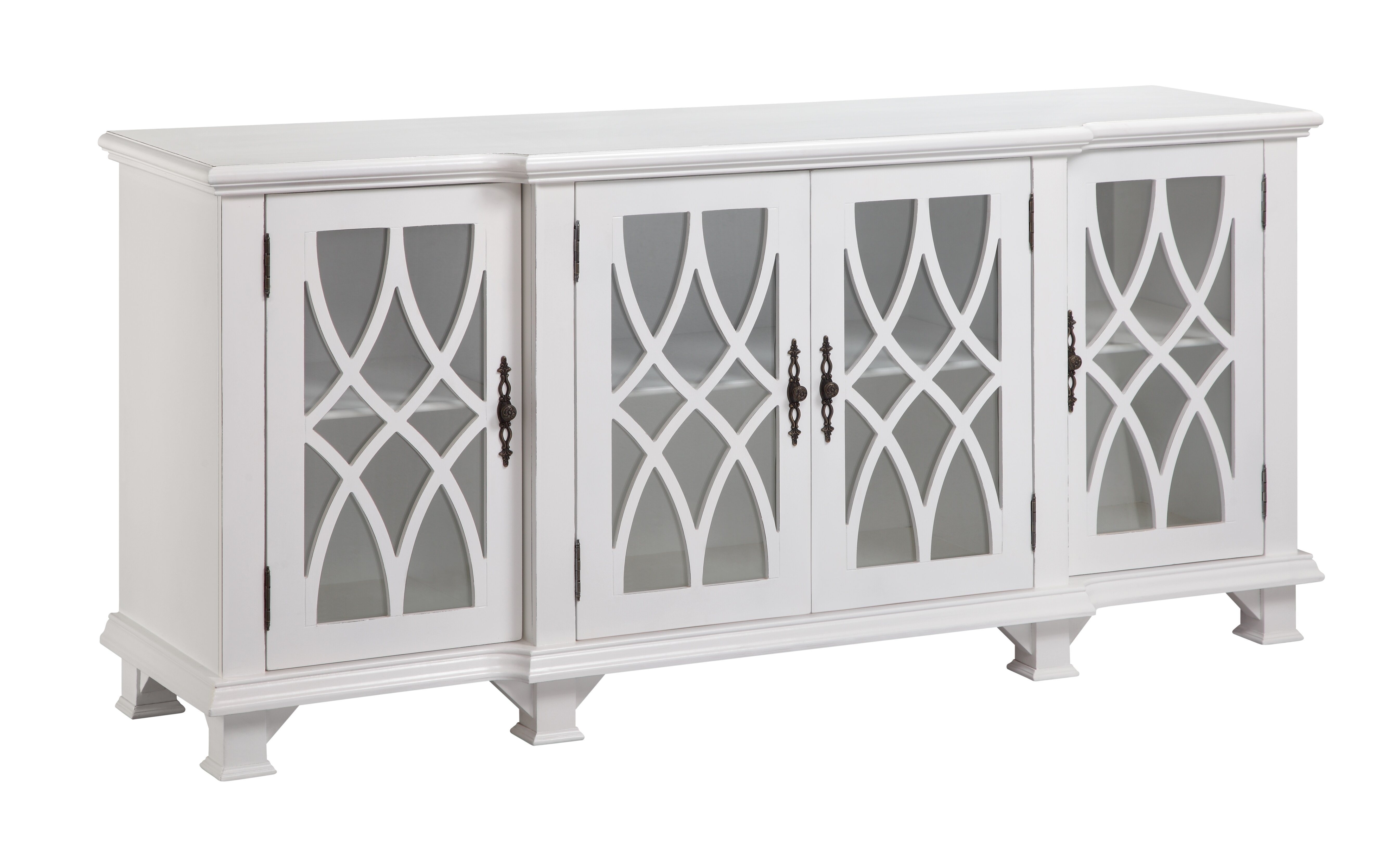 Highland Dunes Tott And Eling Sideboard & Reviews | Wayfair.ca intended for Papadopoulos Sideboards (Image 13 of 30)