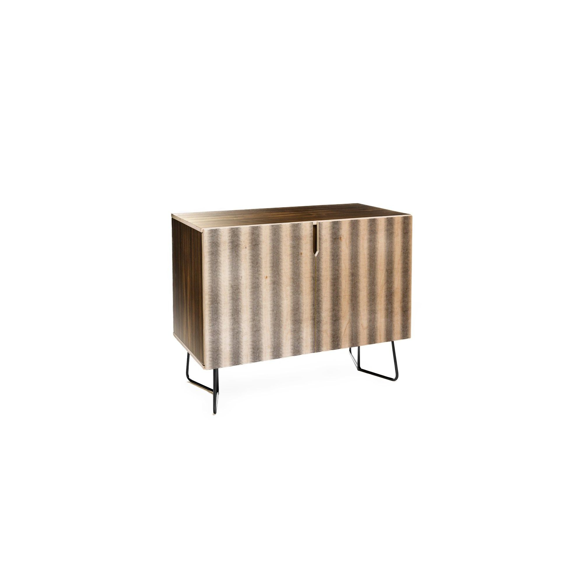 Holli Zollinger French Seaside Stripe Credenza Black Legs Within Beach Stripes Credenzas (View 7 of 30)