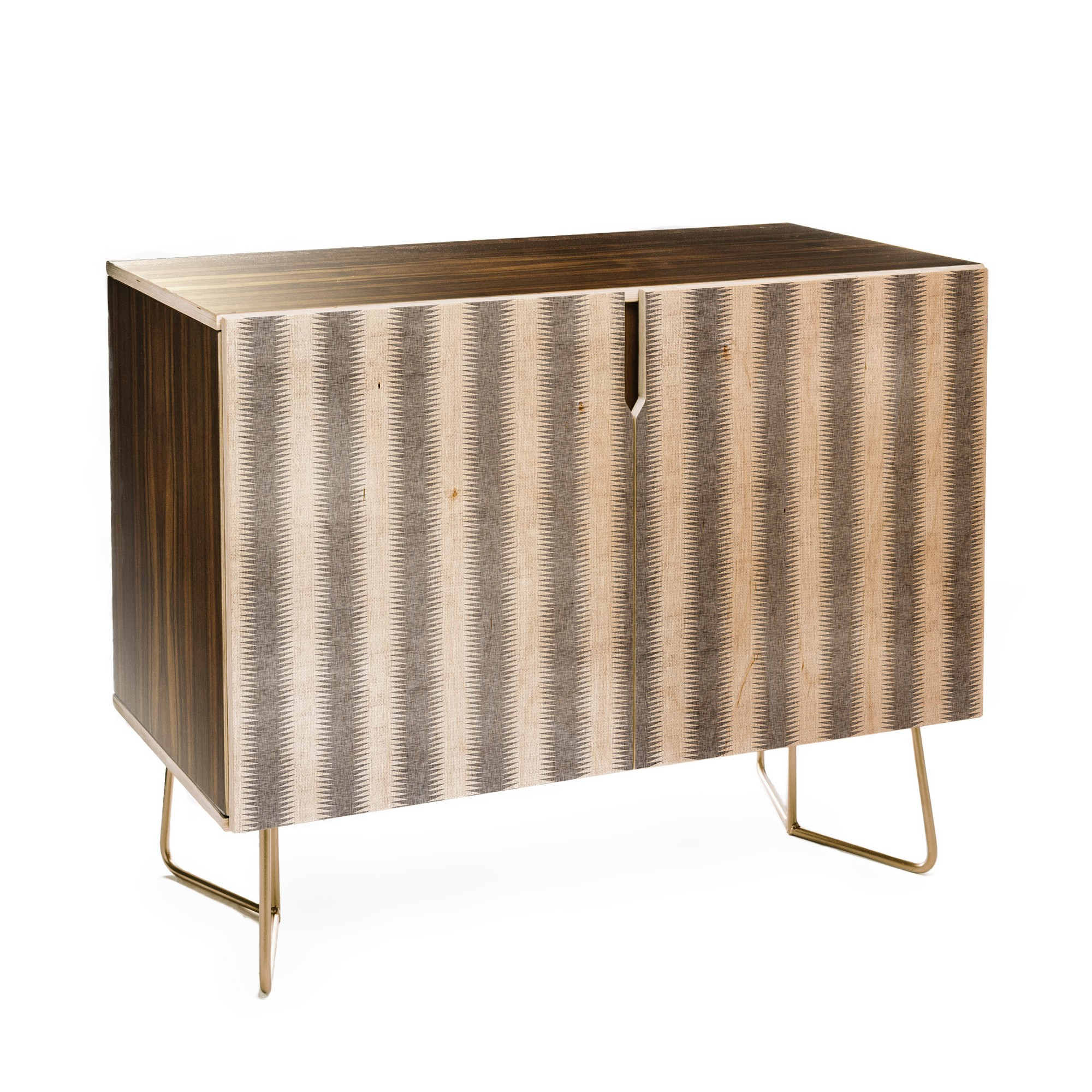Featured Photo of Multi Stripe Credenzas