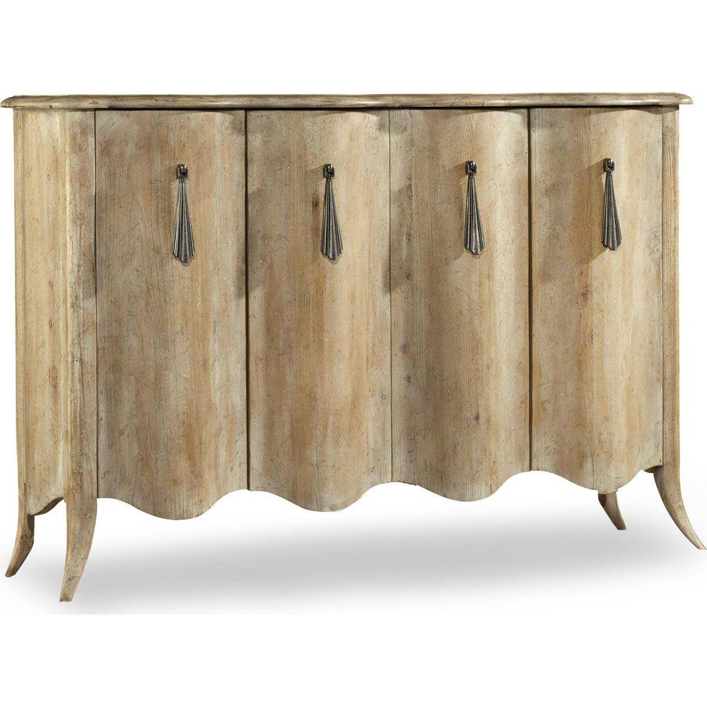 Hooker Melange Draped Credenza   Beautiful Furniture In Aberdeen Westin Sideboards (View 21 of 30)