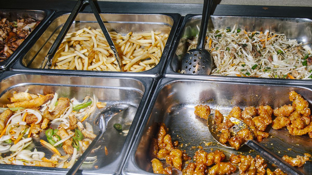 How Chinese Food Became A Mexico City Staple – Eater Inside Multi Shelf Corner Buffets (View 21 of 30)