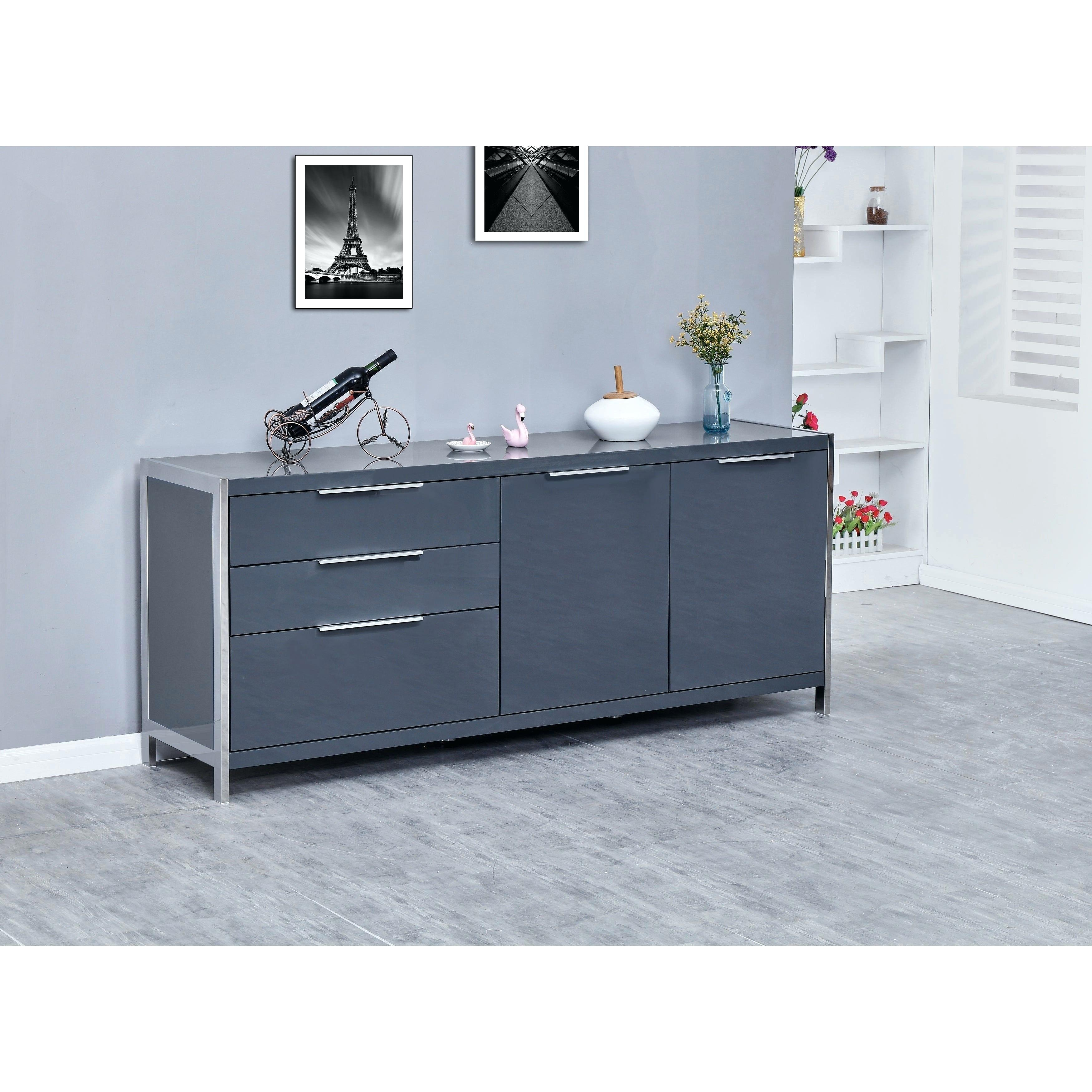 Industrial Buffet Sideboard – Getpath pertaining to Industrial Style 3-Drawer Buffets (Image 18 of 30)