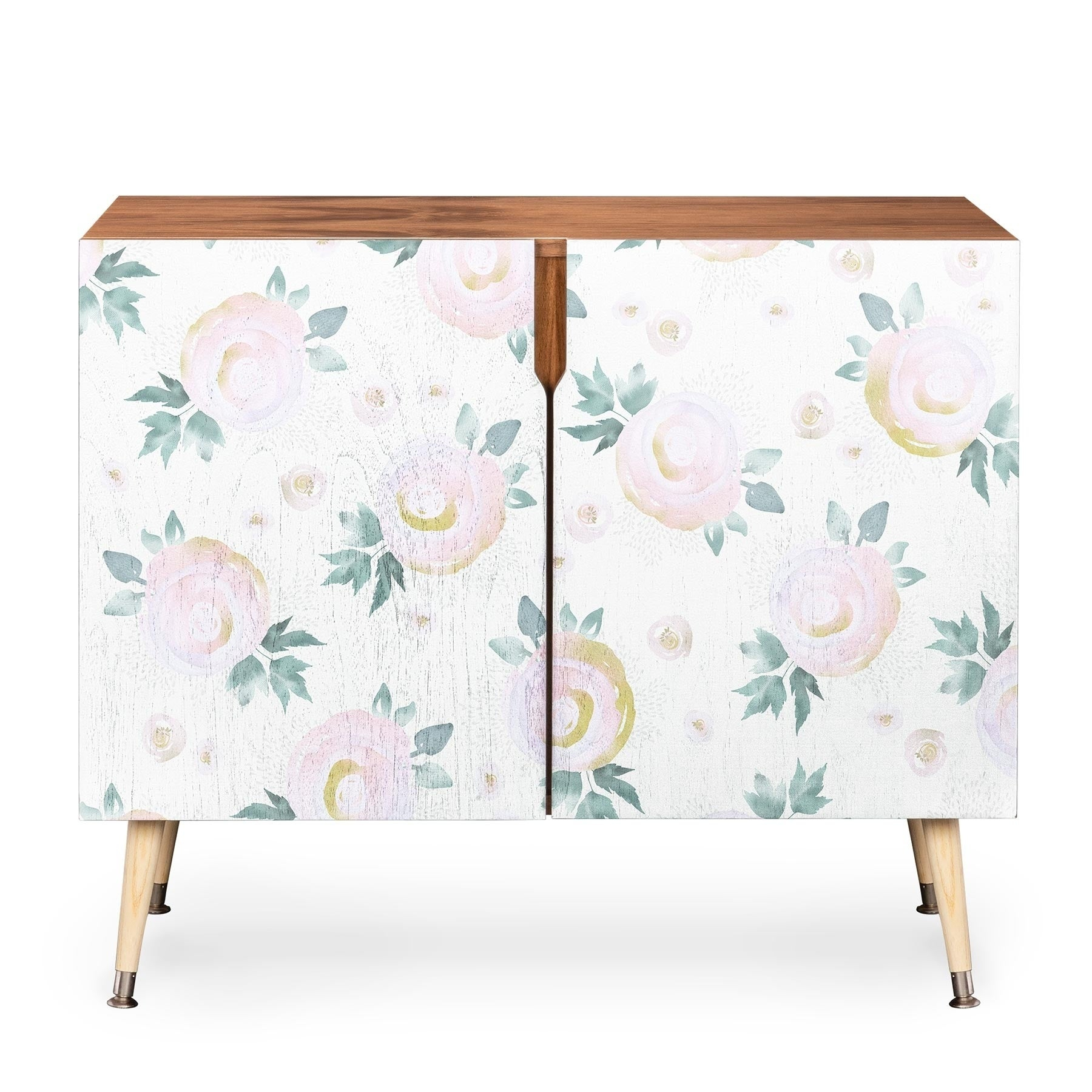 Featured Photo of Lovely Floral Credenzas