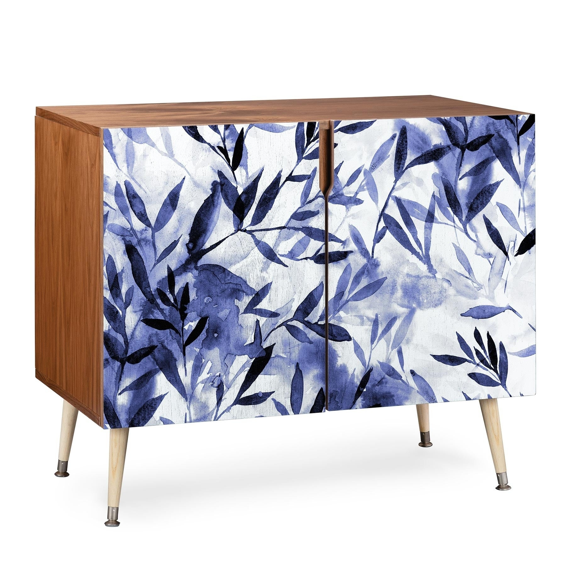 Jacqueline Maldonado Changes Indigo Birchwood Credenza Intended For Wooden Deconstruction Credenzas (View 6 of 30)