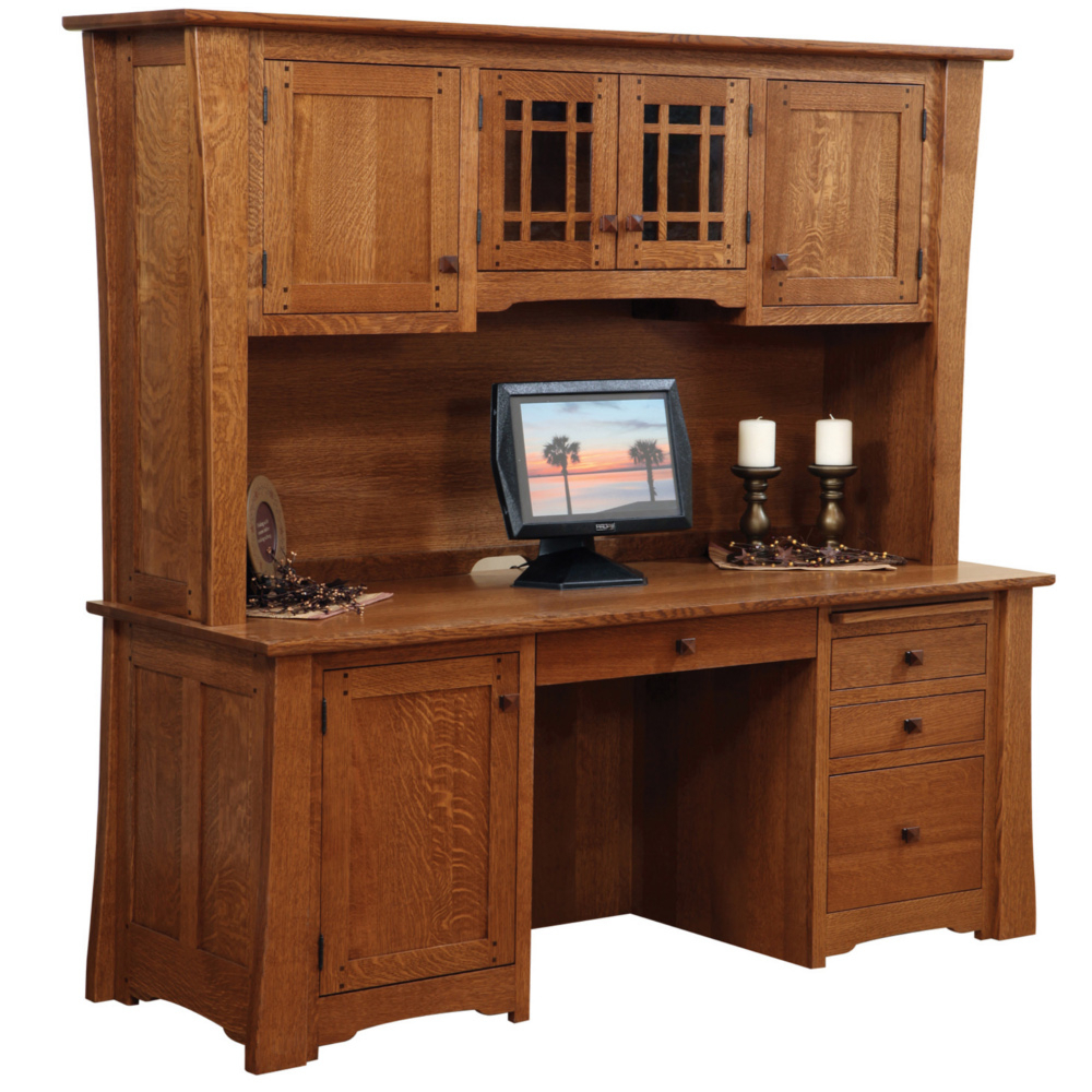 Jamestown Credenza (With Hutch Top) In Stephen Credenzas (View 19 of 30)