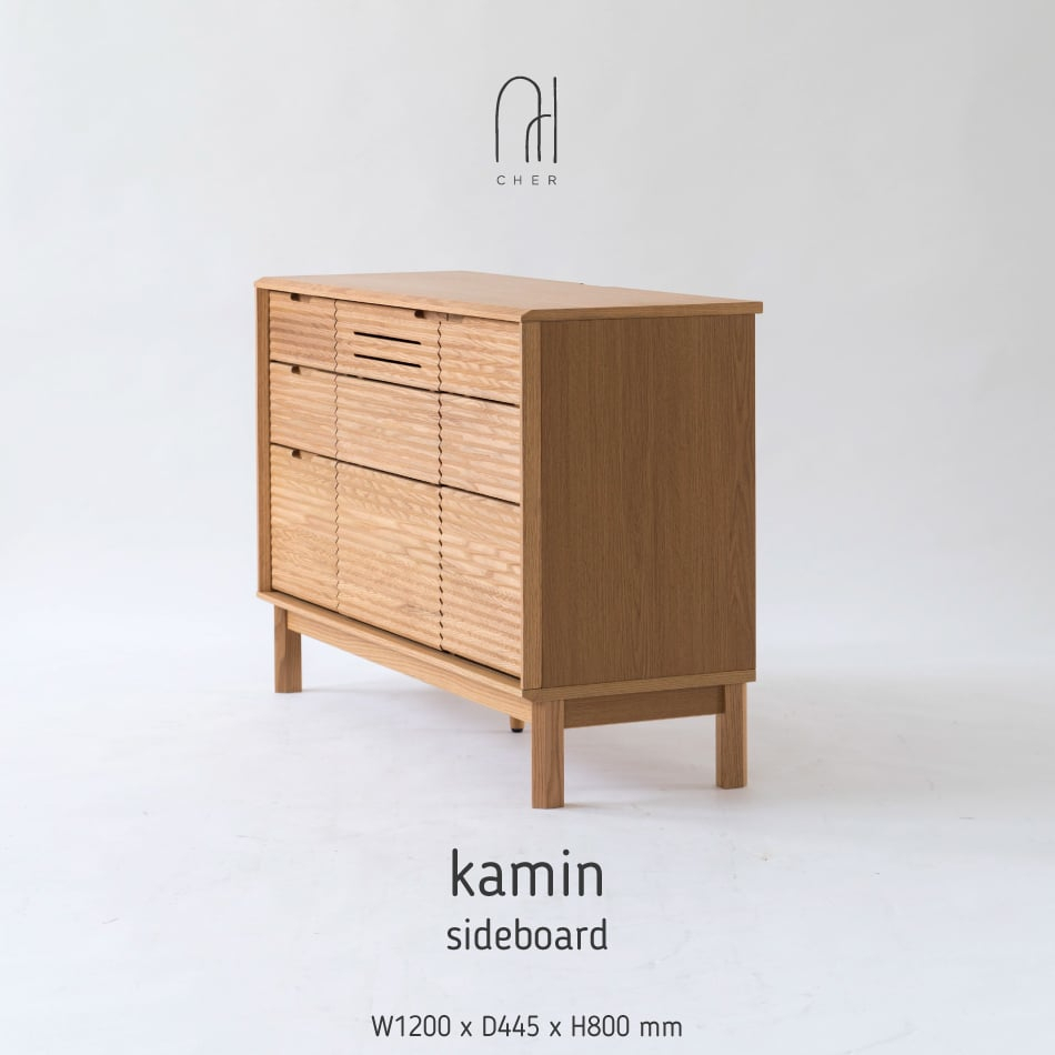 Ka Min Sideboard – Chaw Cher With Cher Sideboards (Gallery 4 of 30)