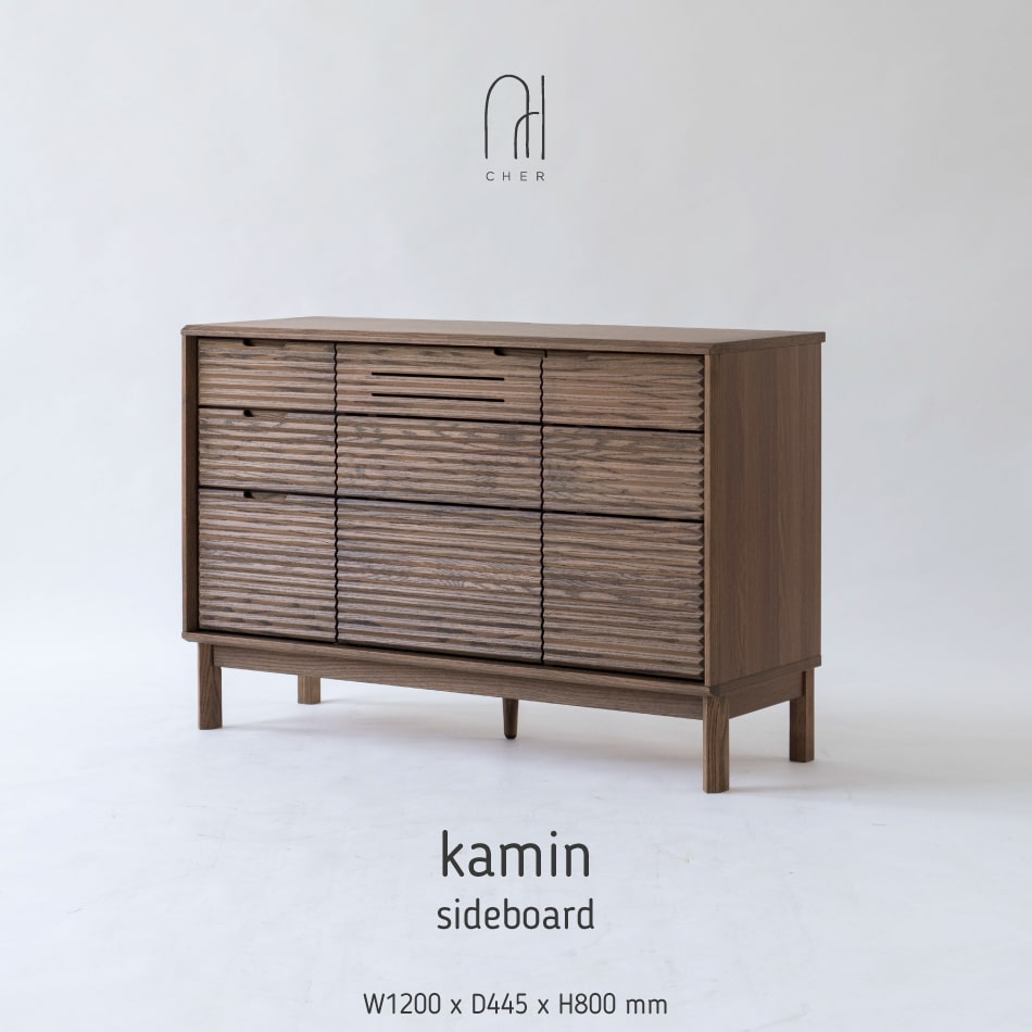 Ka Min Sideboard   Chaw Cher With Regard To Cher Sideboards (Photo 1 of 30)