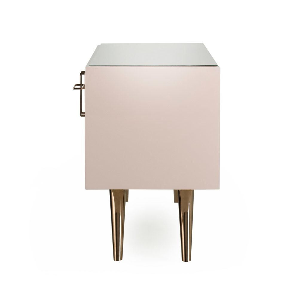 Kelly Hoppenresource Decor Diaz Sideboard Dusty Pink For Blush Deco Credenzas (Photo 28 of 30)