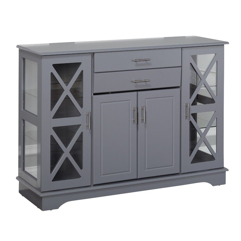 Kendall Buffet Gray – Buylateral In 2019 | Products Throughout Kendall Sideboards (View 5 of 30)